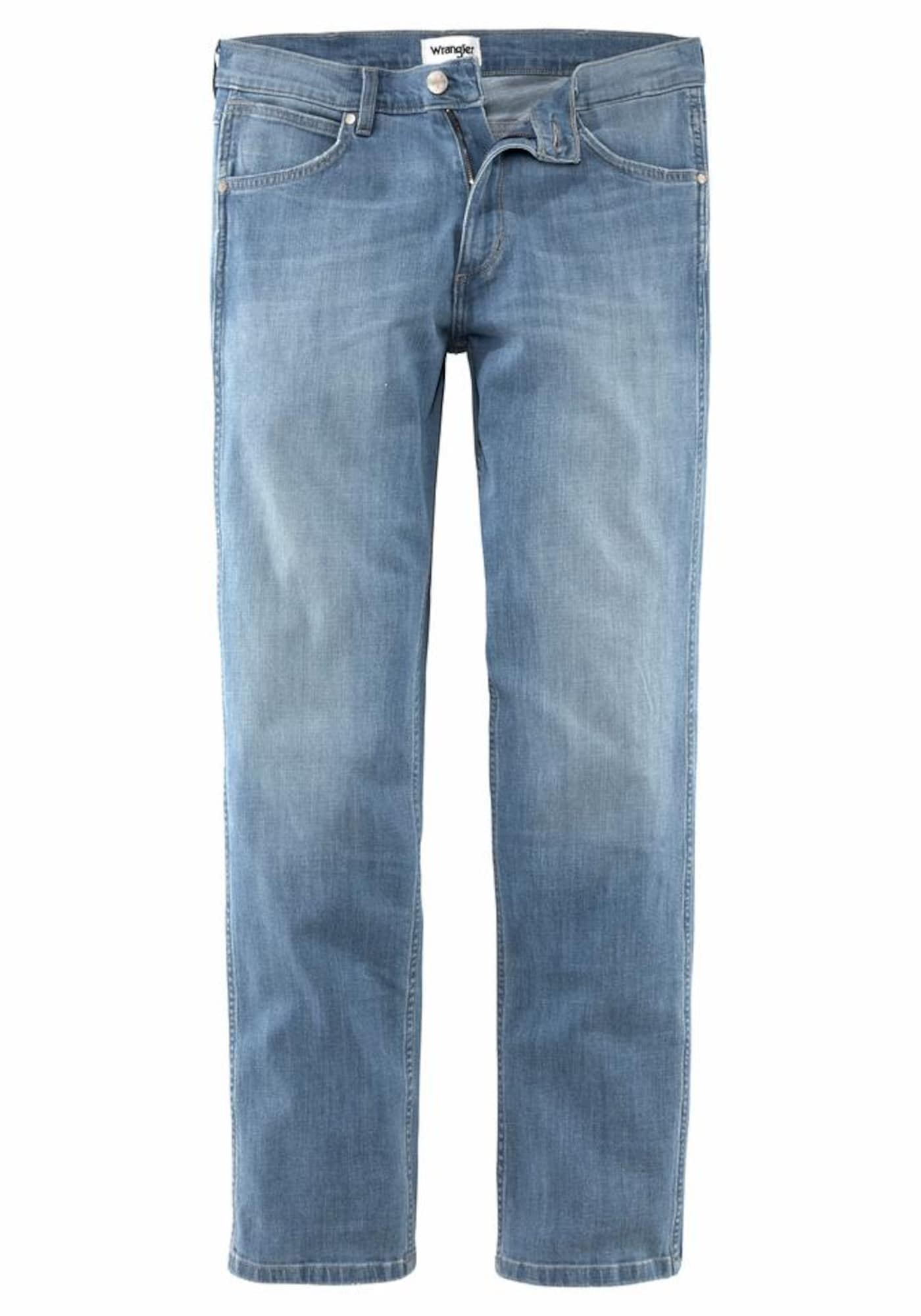 WRANGLER Heren Jeans Greensboro blue denim
