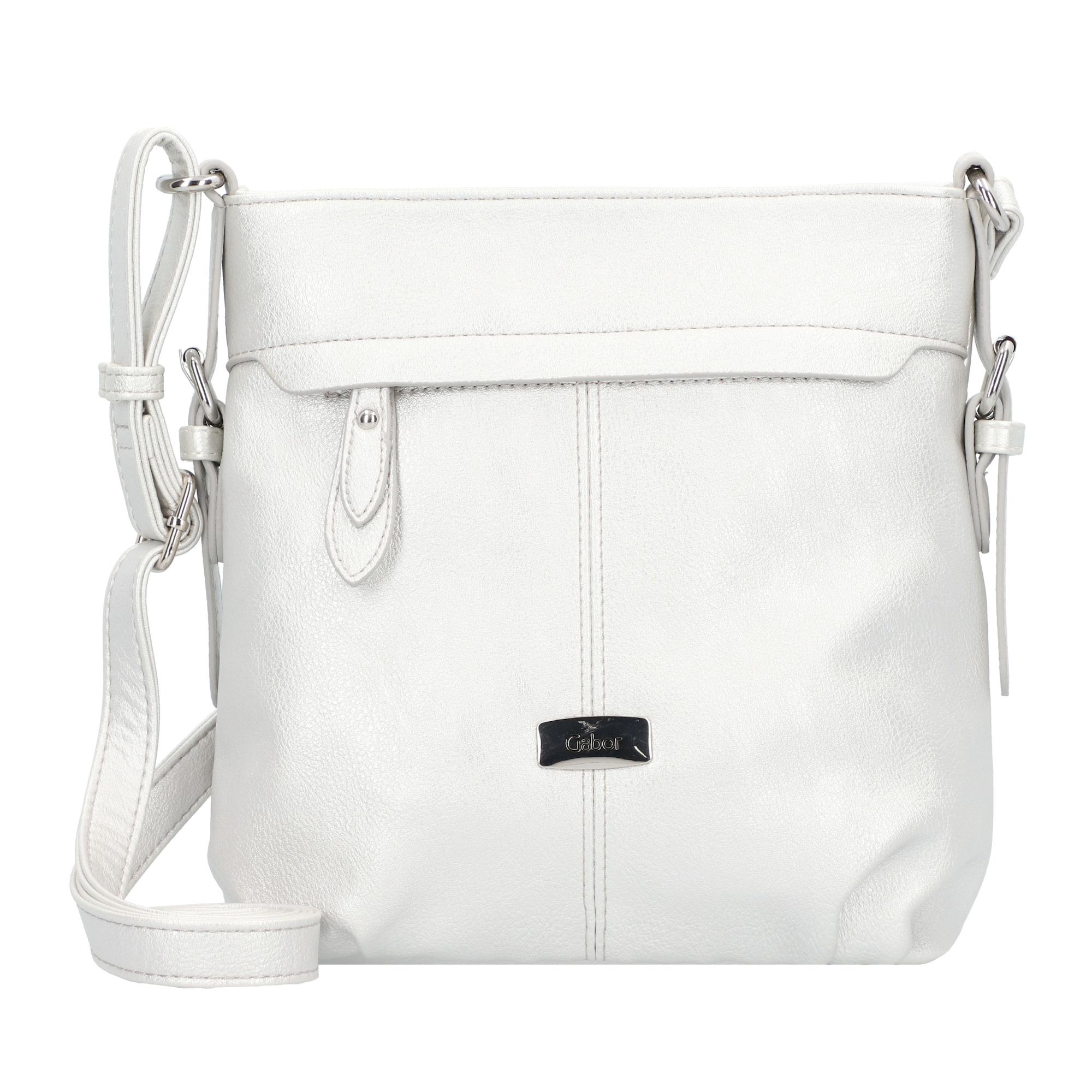 Umhängetasche 'Lisa' | Taschen > Handtaschen > Umhängetaschen | Weiß | Gabor