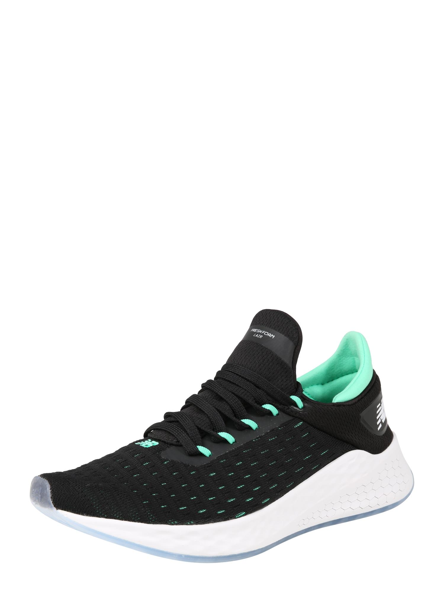 Sportovní boty MLZHKLB2 tyrkysová černá New Balance