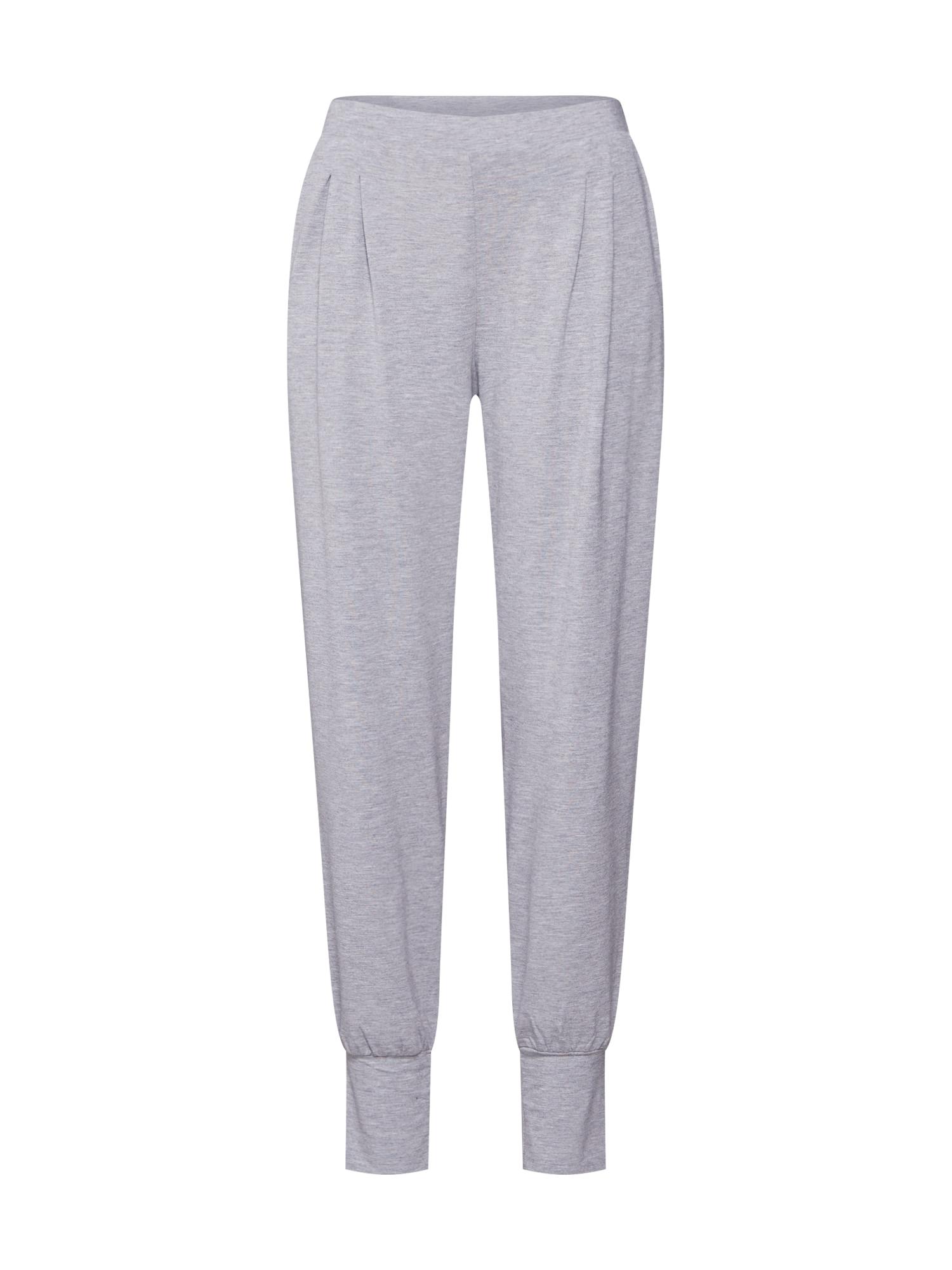 Pyžamové kalhoty šedá ESPRIT