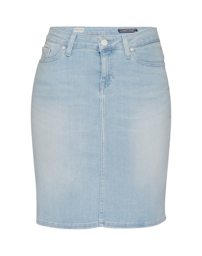 TOMMY HILFIGER Jeans-Rock in Mini-Länge ´ROME RW SHIRLEY´ Sale Angebote Ruhland