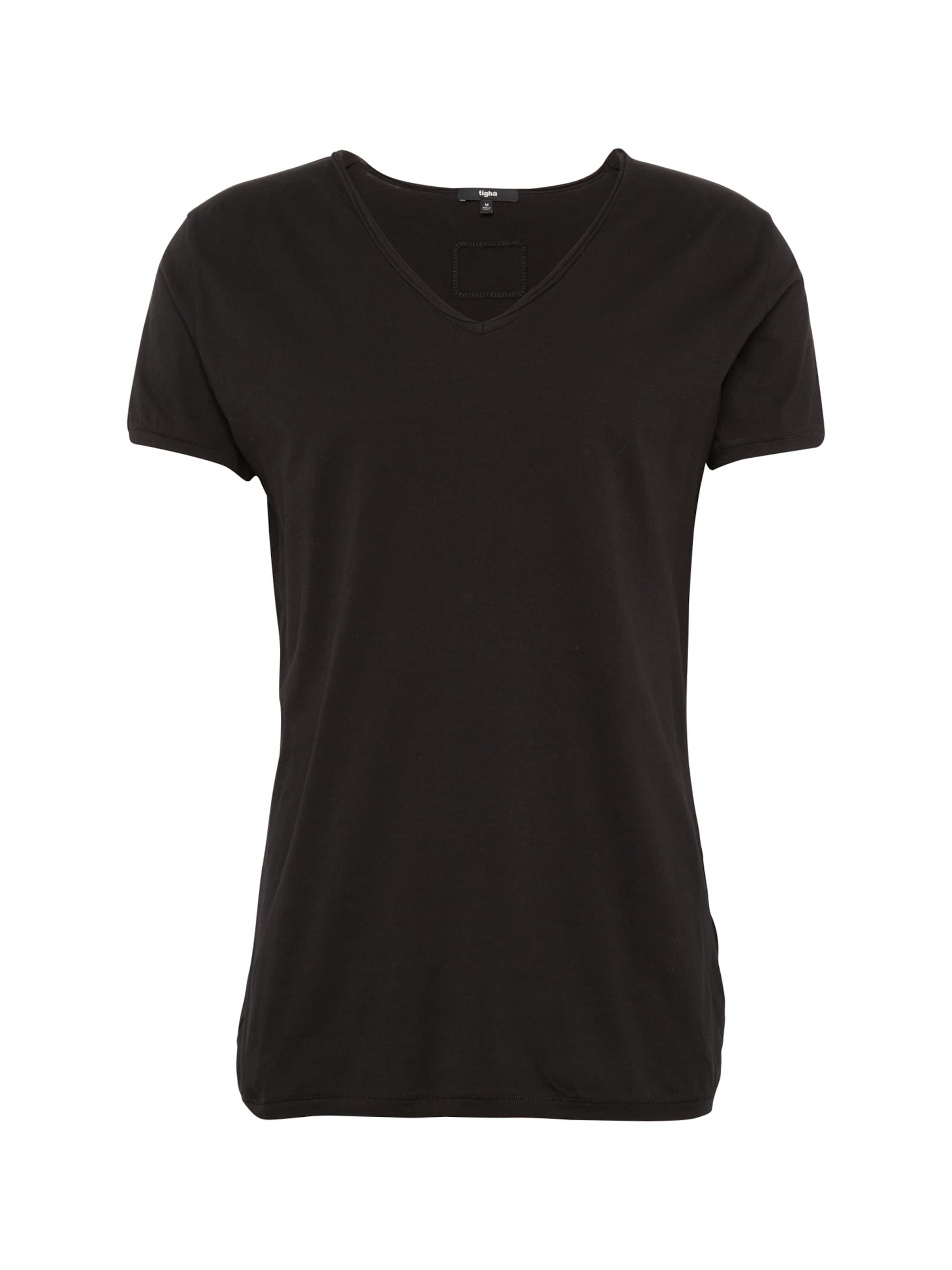 tigha - Shirt mit V-Ausschnitt ´Malik´