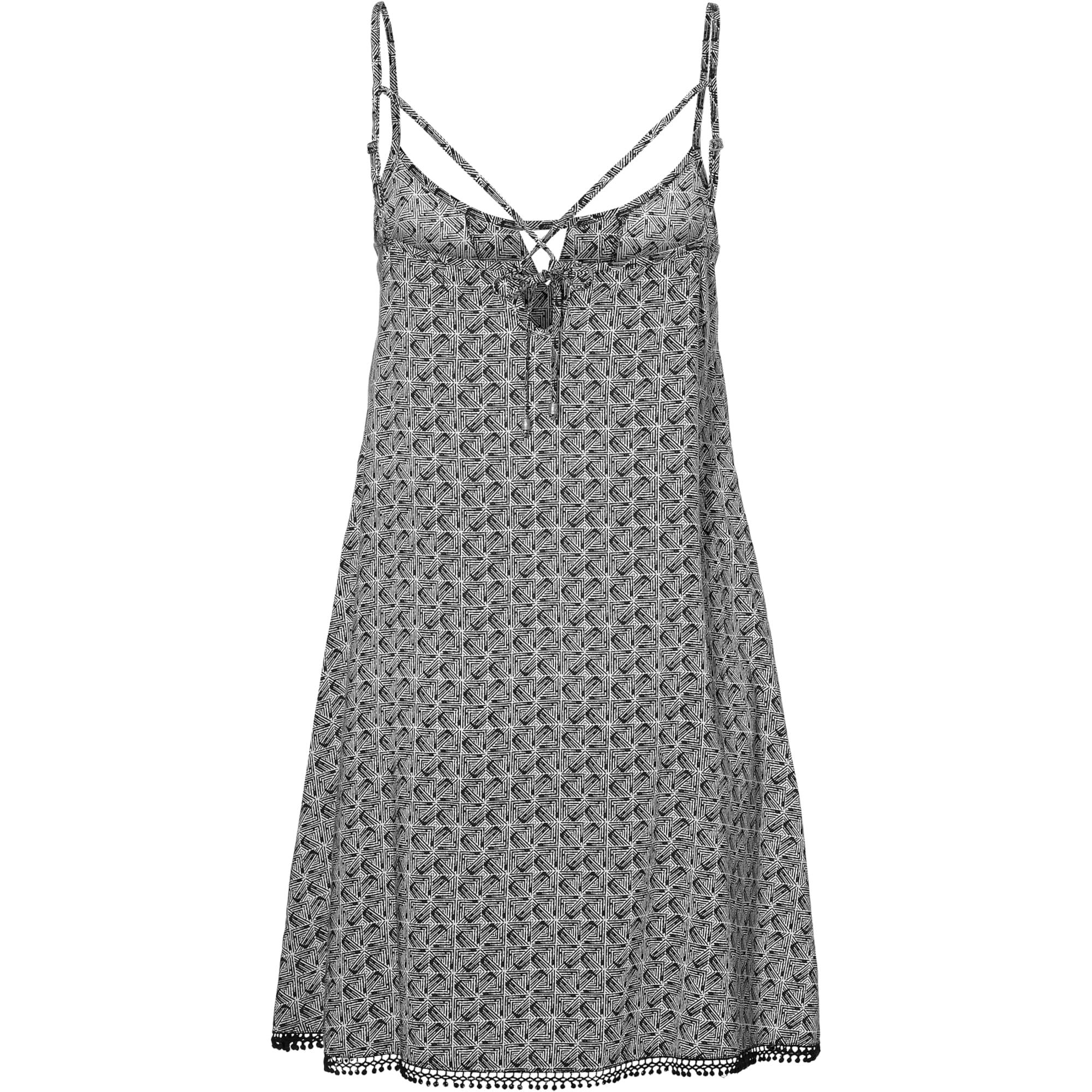 O'NEILL Letnia sukienka 'LW ROSEBOWL DRESS'  ciemnoszary / biały