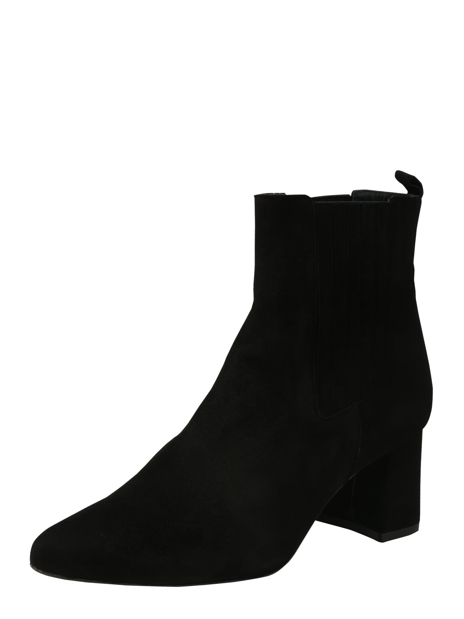 Kotníkové boty Carmen černá Apple Of Eden