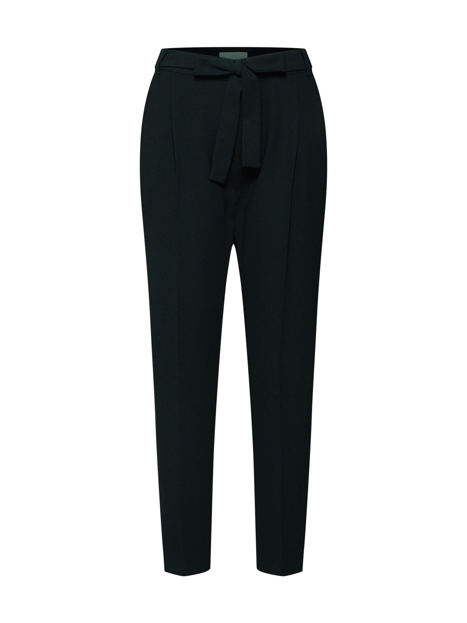 Kalhoty Tuch černá Talkabout