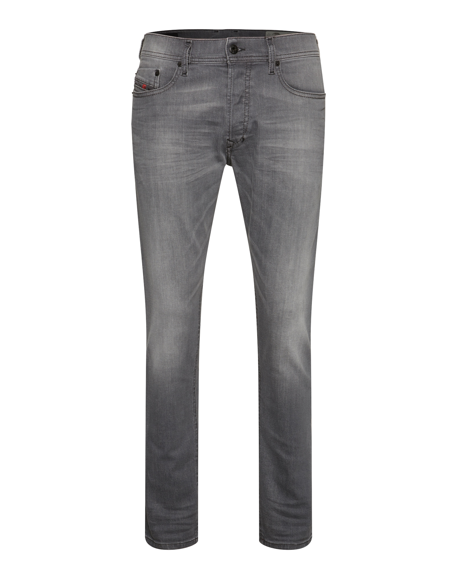 DIESEL Heren Jeans Tepphar grey denim