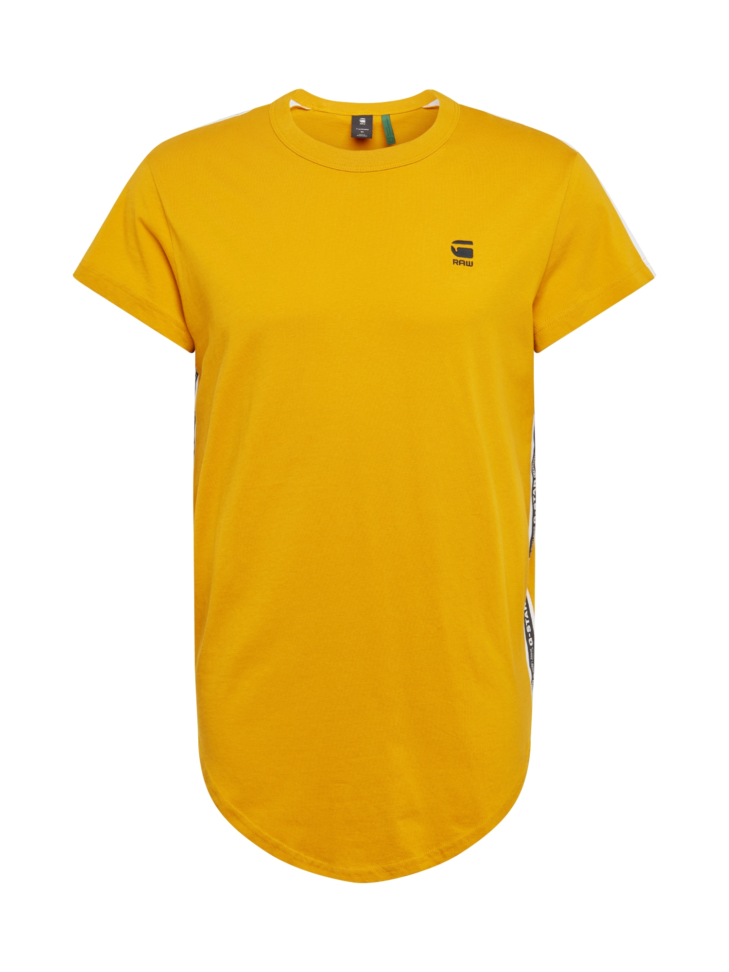 G-Star RAW Tričko 'Swando' žlté