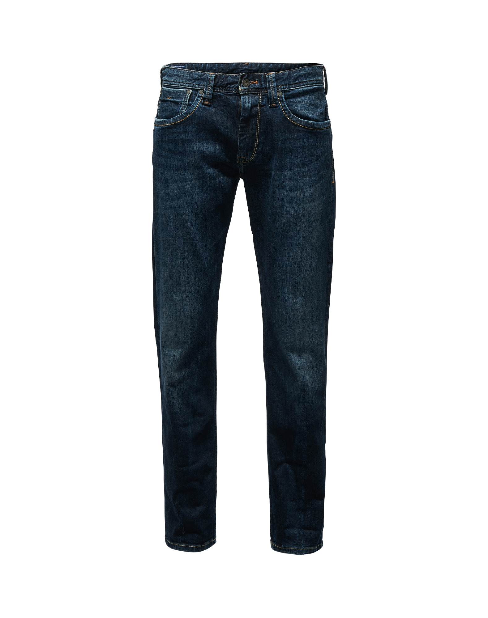 Pepe Jeans Heren Jeans donkerblauw