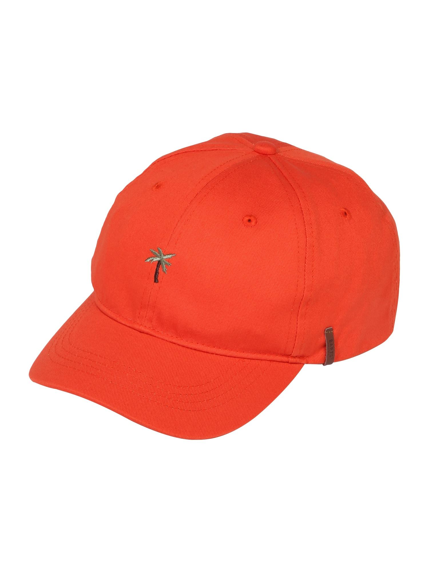 Čepice Posse oranžově červená Barts