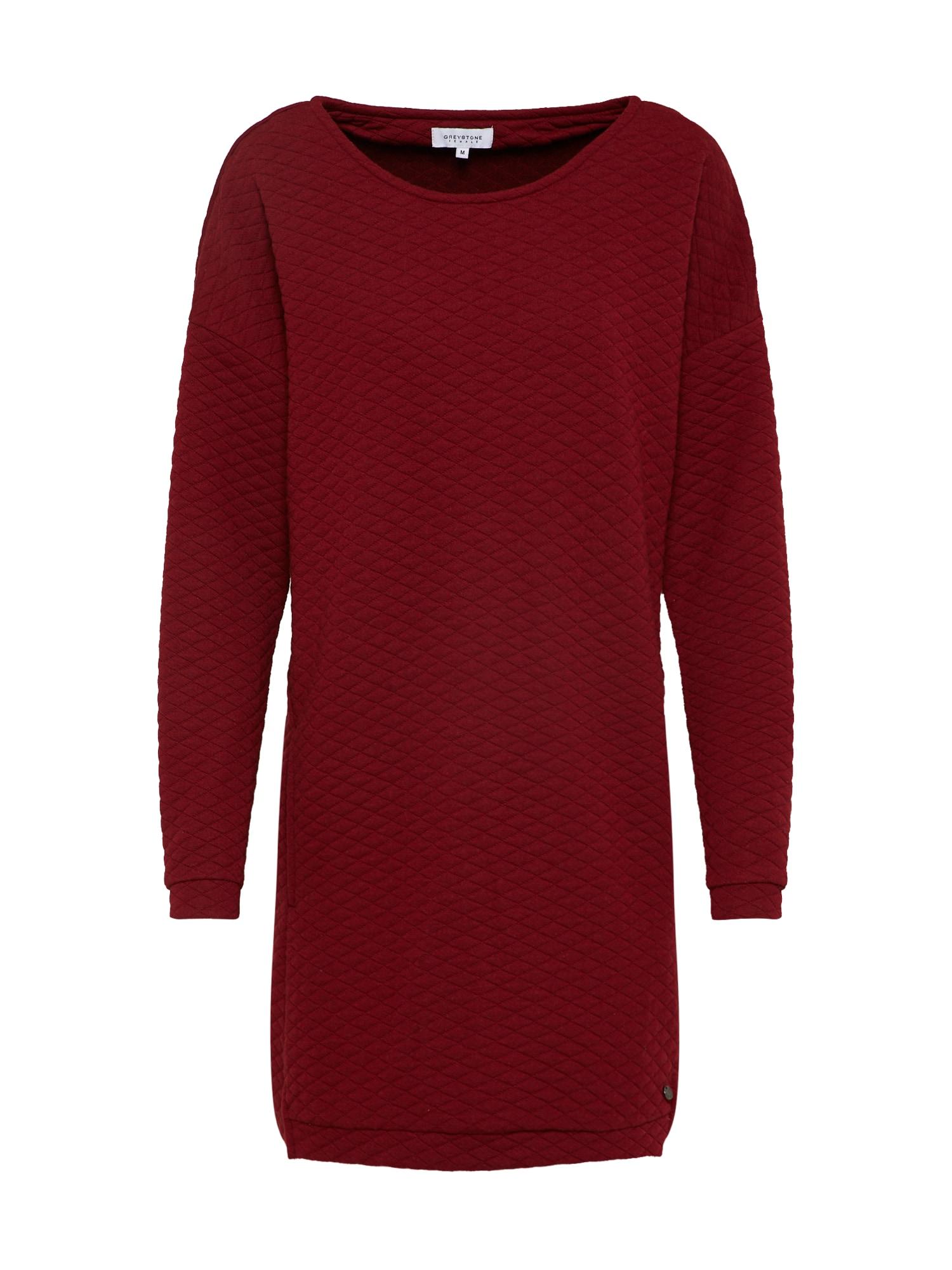 Šaty červená GREYSTONE
