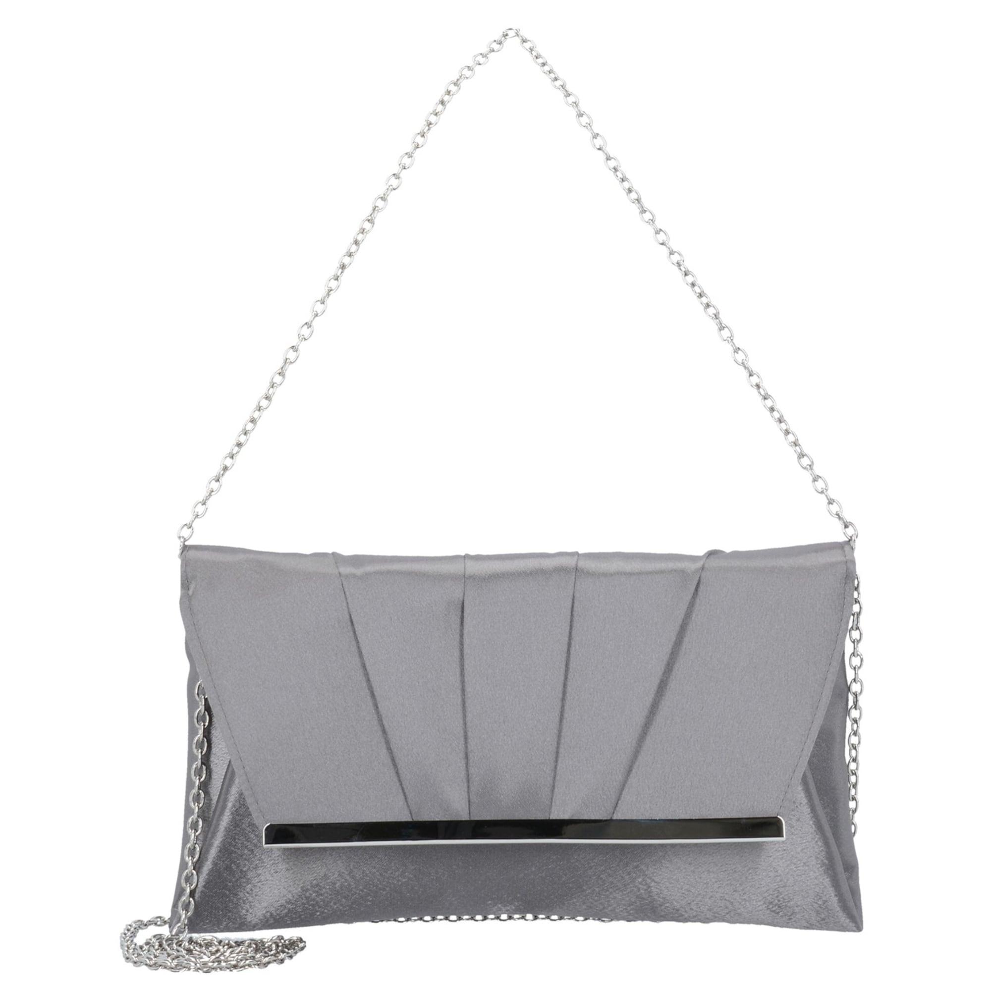 Scala Abendtasche | Taschen > Handtaschen > Abendtaschen | Silbergrau | Picard