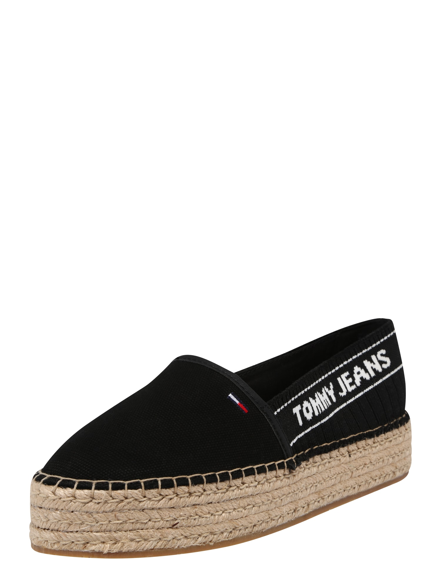 Espadrilky WINNIE béžová černá Tommy Jeans