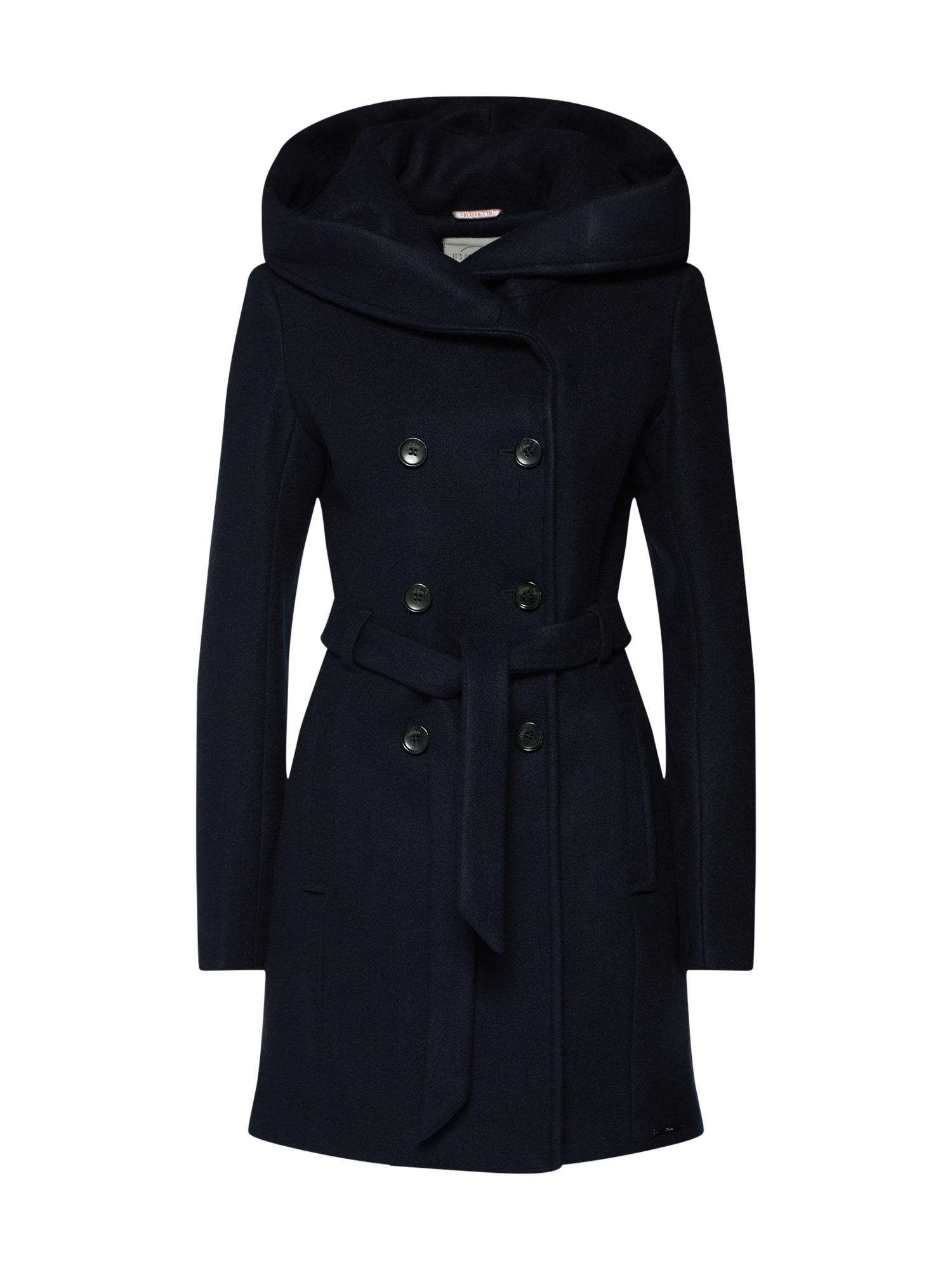 Přechodný kabát noční modrá S.Oliver RED LABEL