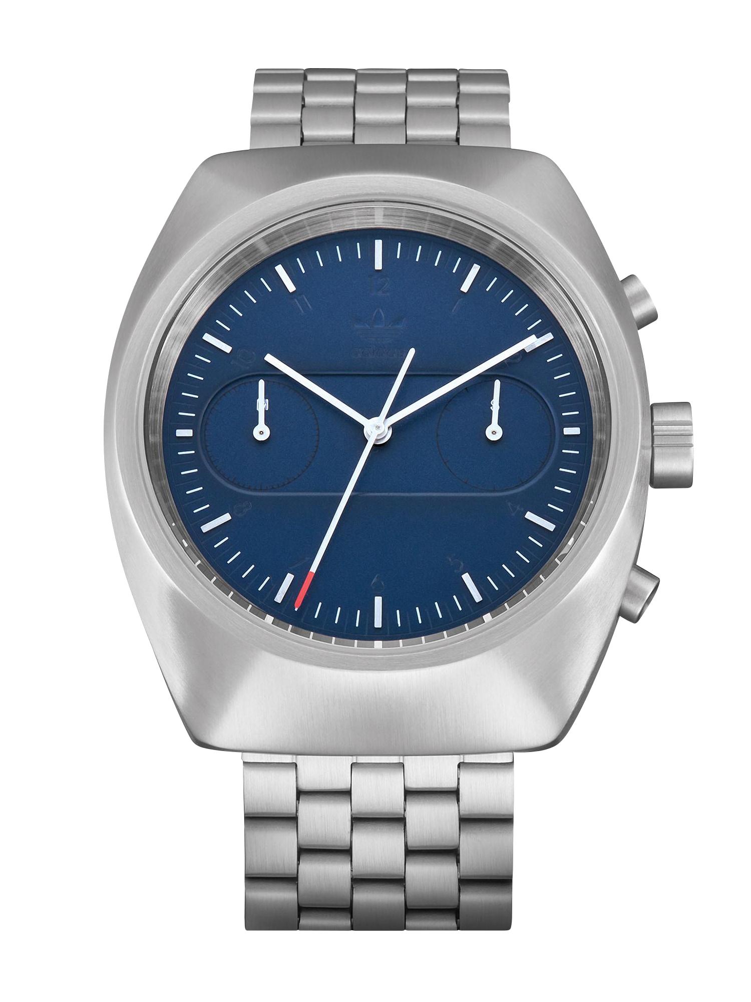 Analogové hodinky modrá stříbrná ADIDAS ORIGINALS