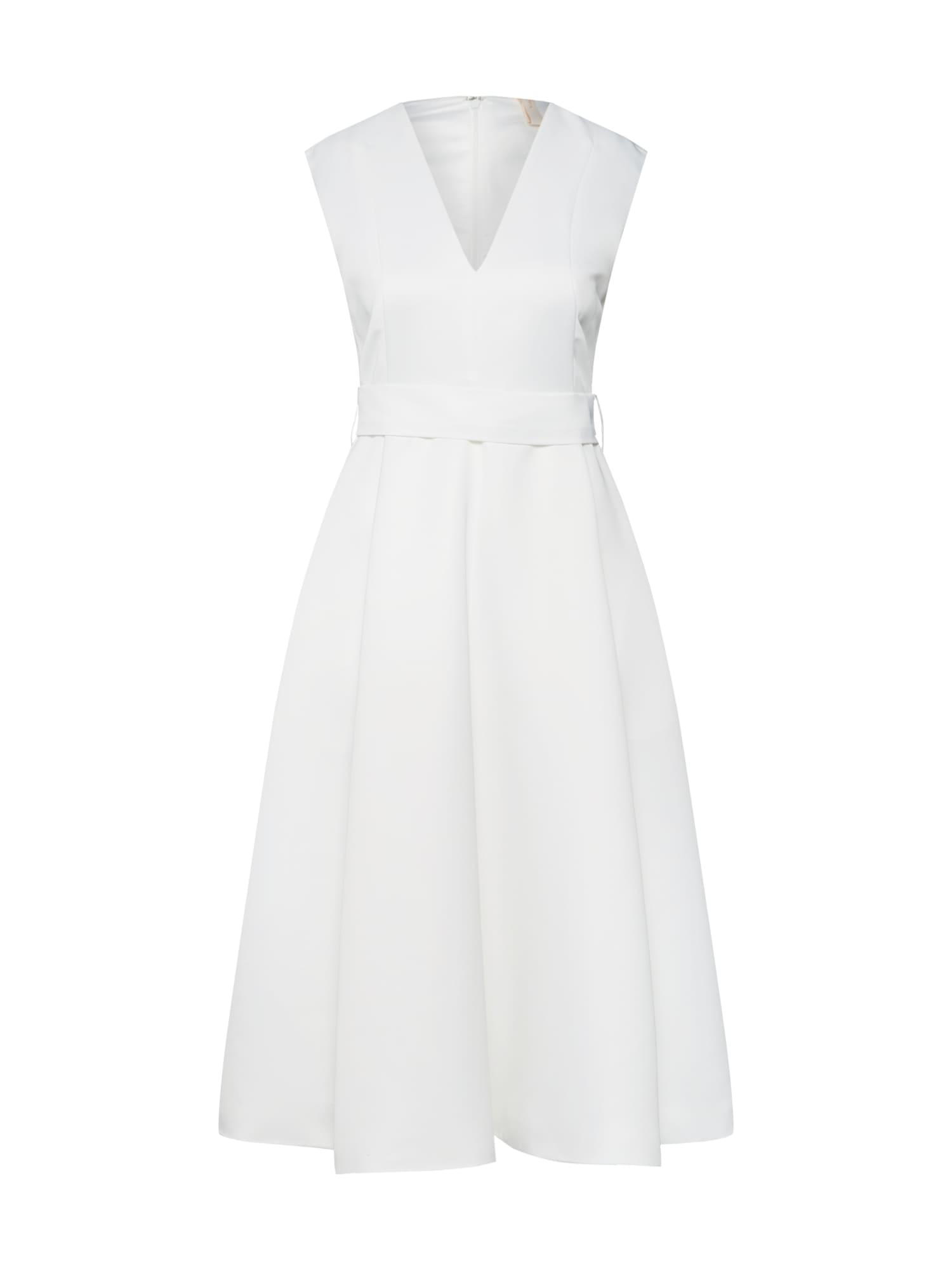 Y.A.S Sukienka koktajlowa 'ALICE SL'  biały