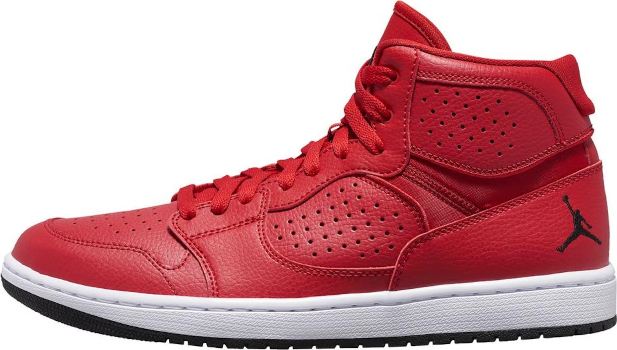 Basketballschuhe 'JORDAN ACCESS' | Schuhe > Sportschuhe > Basketballschuhe | Rot | Nike