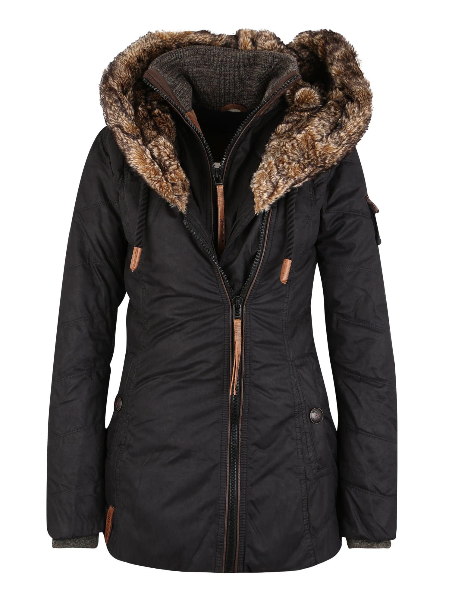 Zimní bunda Freemason černá Naketano