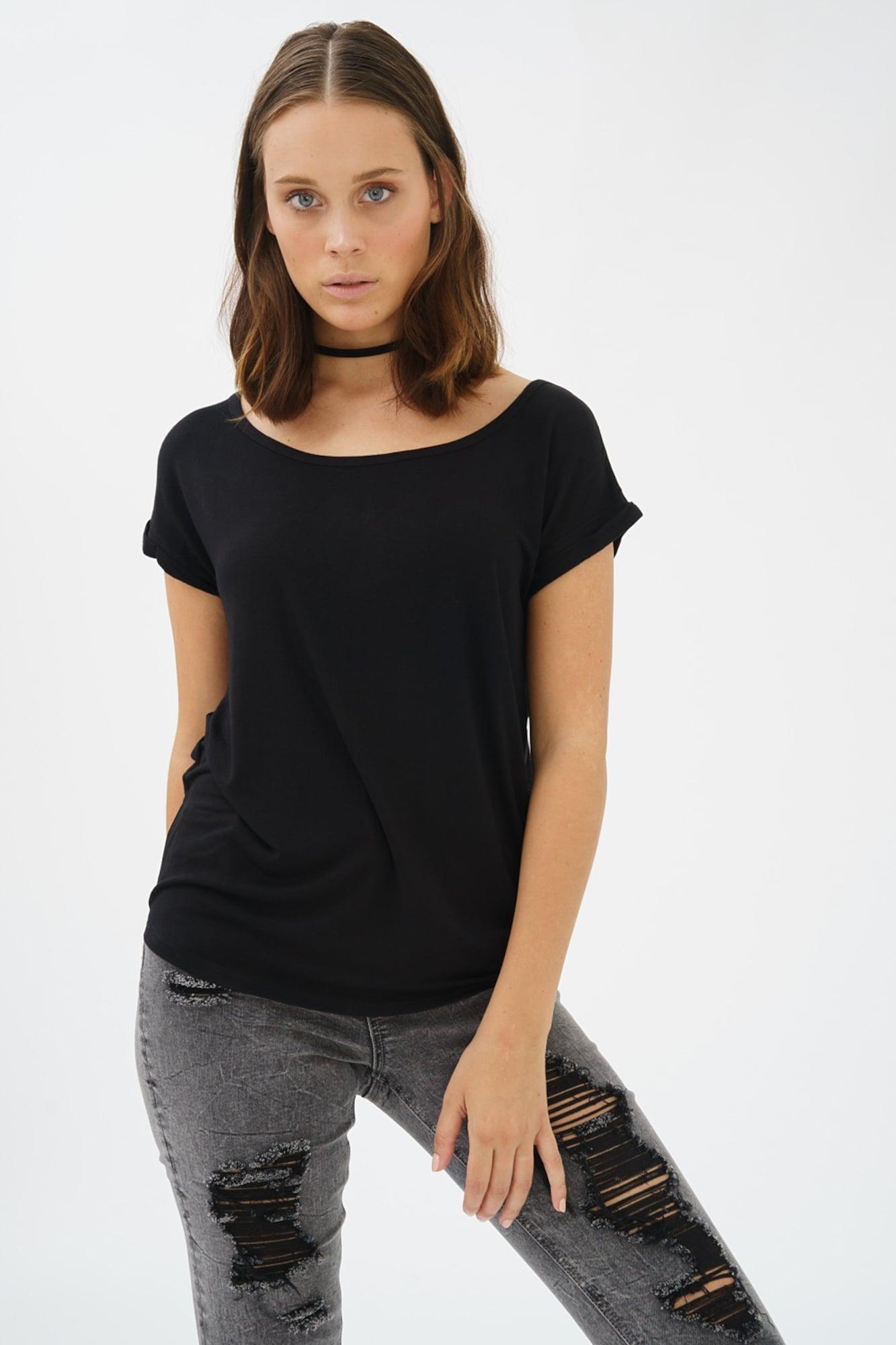 Trueprodigy, Dames Shirt, zwart
