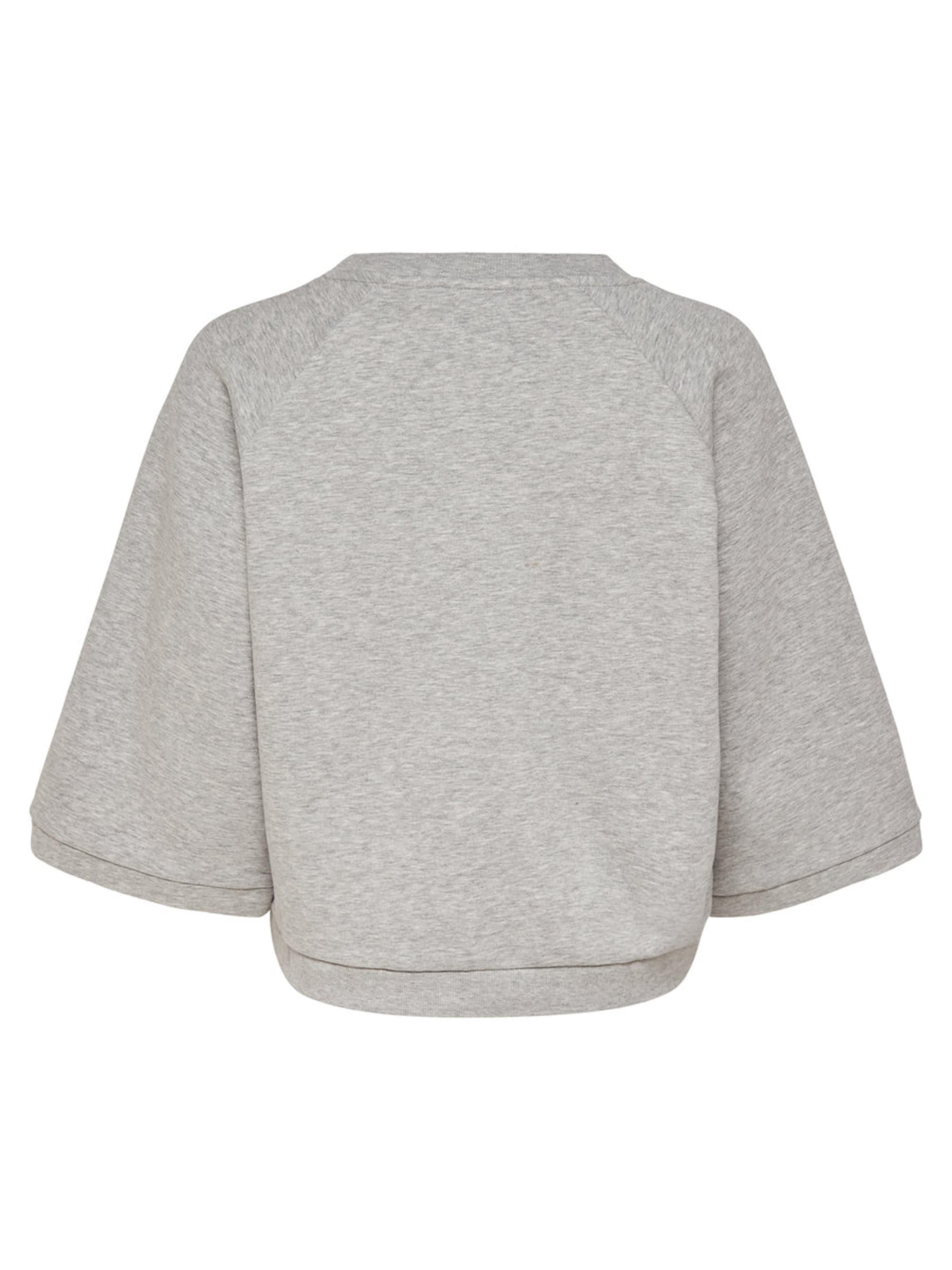 Sweatshirt 'onlCLAIR 3/4 BOX'