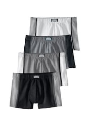 Boxer, Authentic Underwear (4 Stck.)