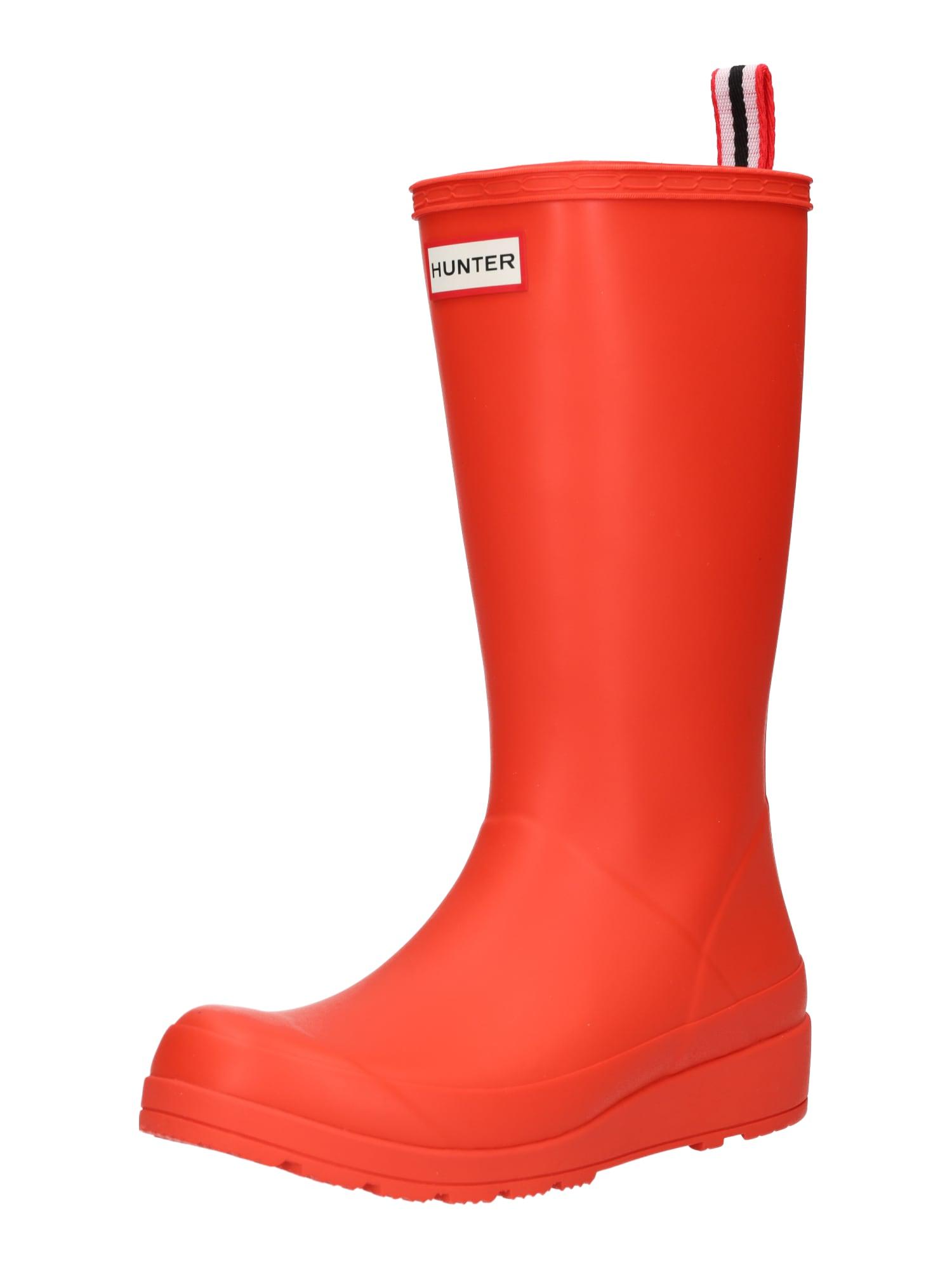 Holínky Original Play Boot oranžově červená HUNTER