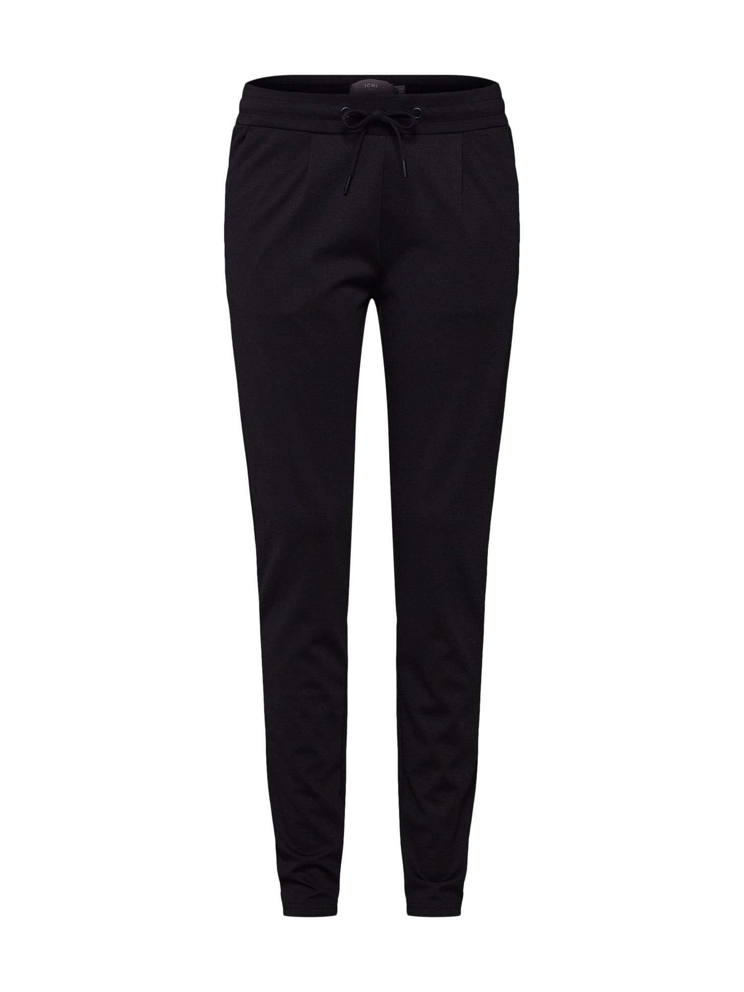 Kalhoty černá ICHI