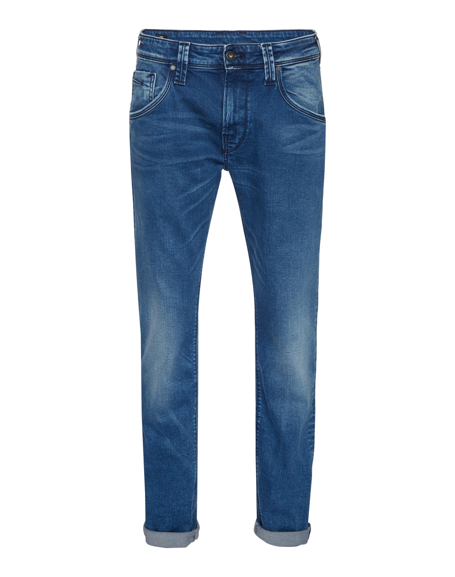 Pepe Jeans Heren Jeans Zinc blue denim