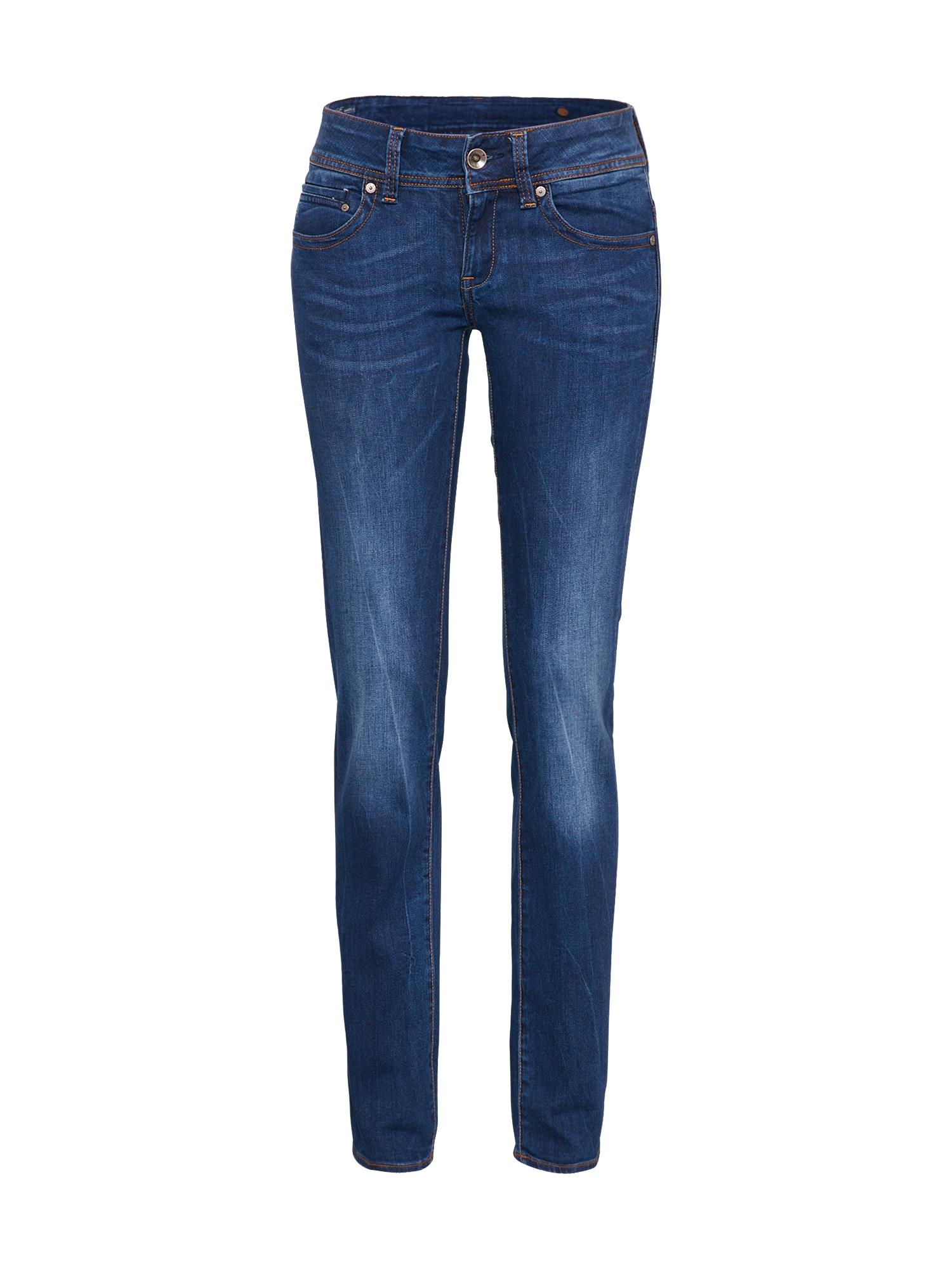 G-STAR RAW Dames Jeans Midge Saddle Mid Straight blue denim