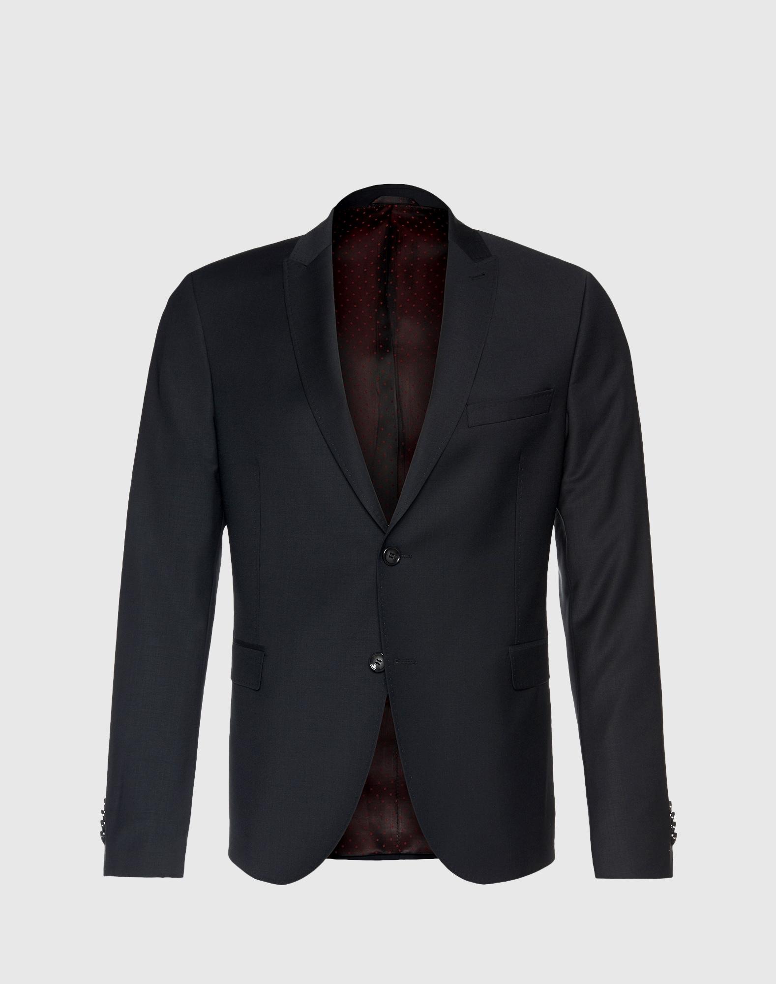 CINQUE, Heren Business-colbert 'Cipanetti', zwart