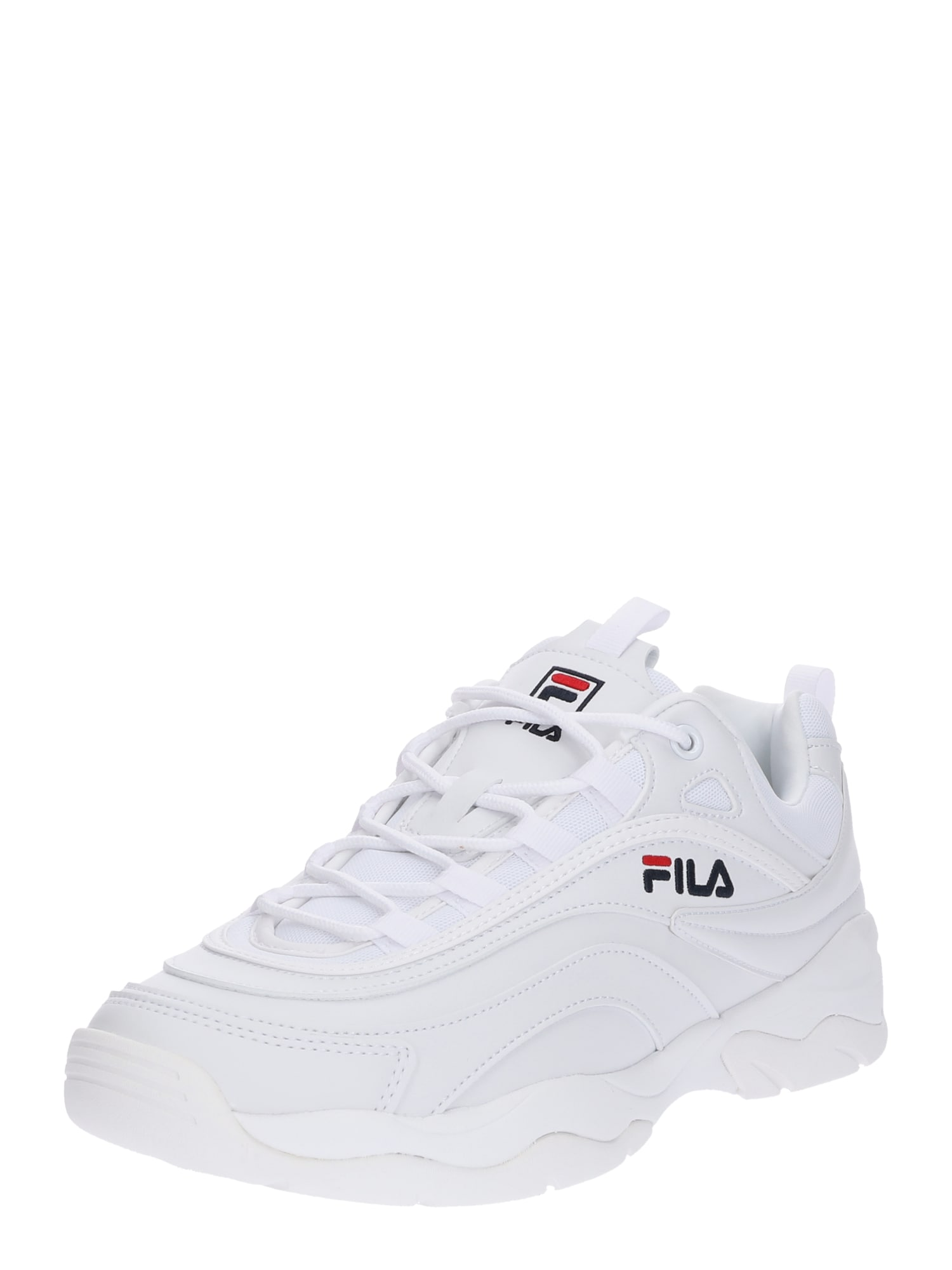 FILA, Heren Sneakers laag 'Ray Low', wit