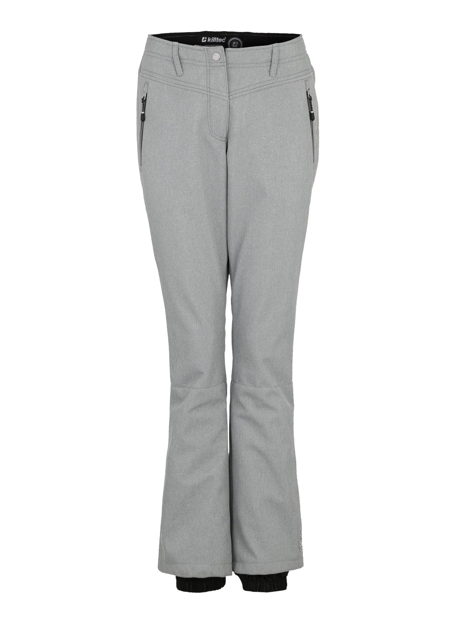 Sportovní kalhoty Jilia světle šedá KILLTEC