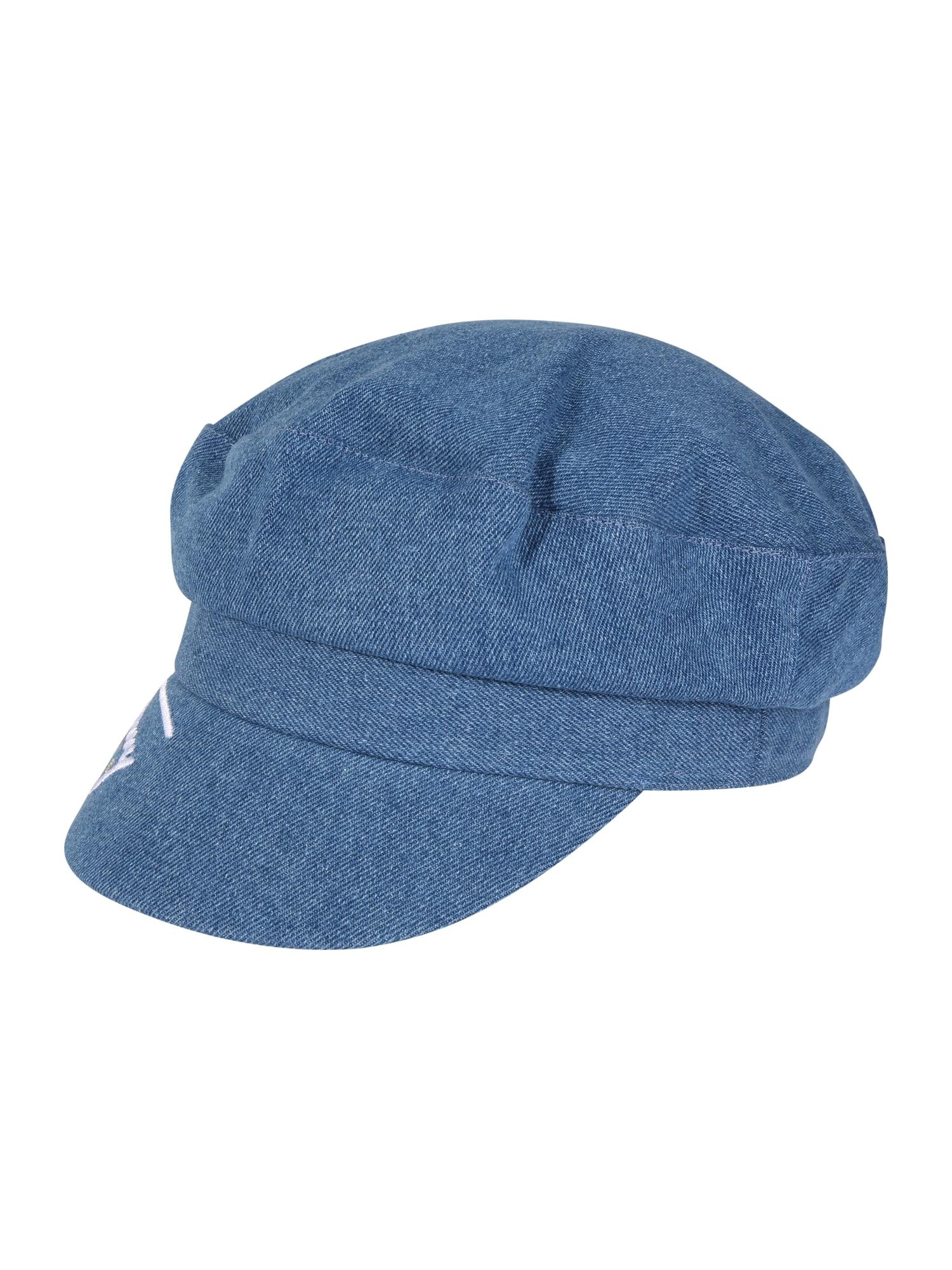 Čepice modrá Tommy Jeans