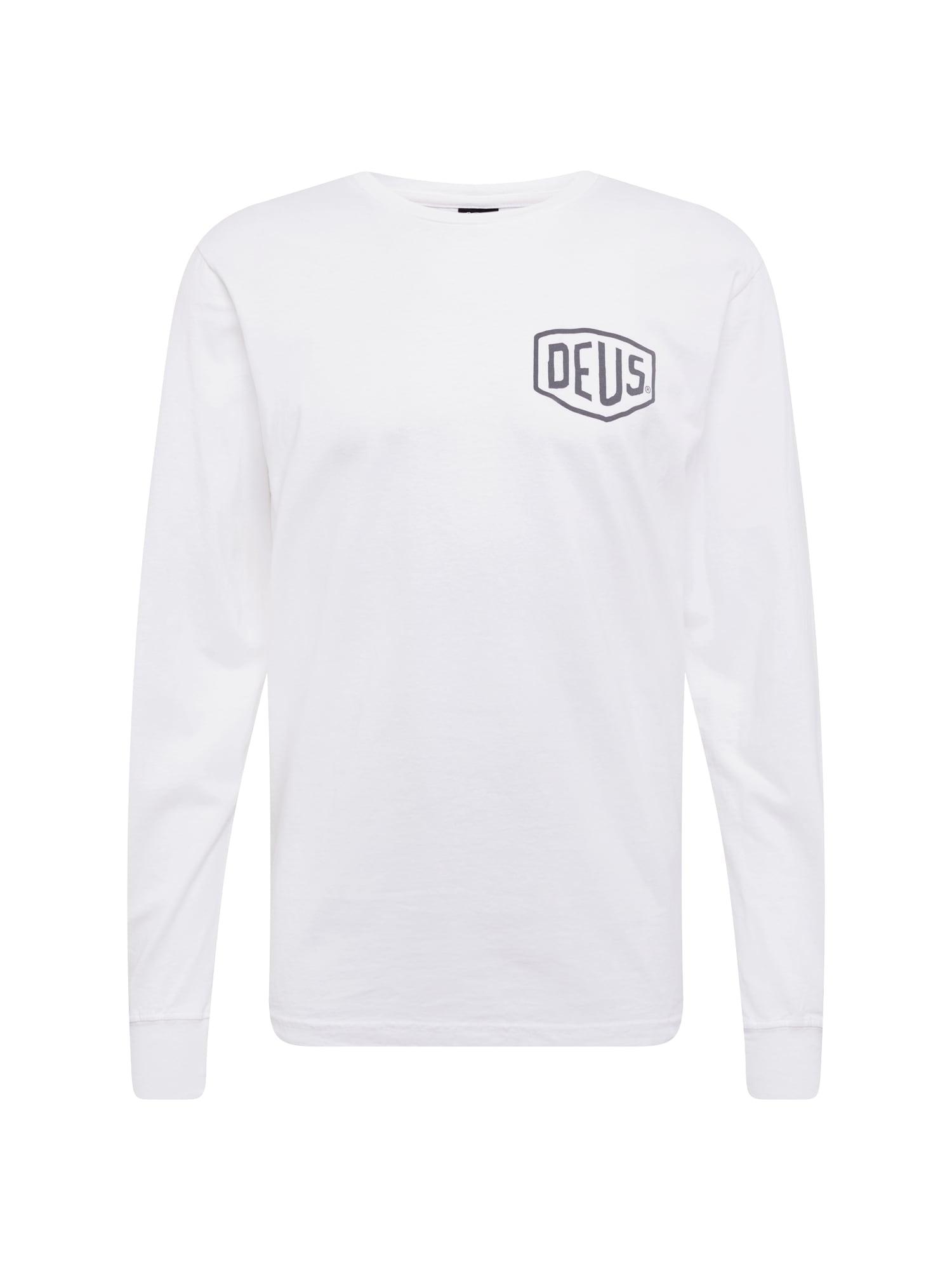 Tričko černá bílá DEUS EX MACHINA