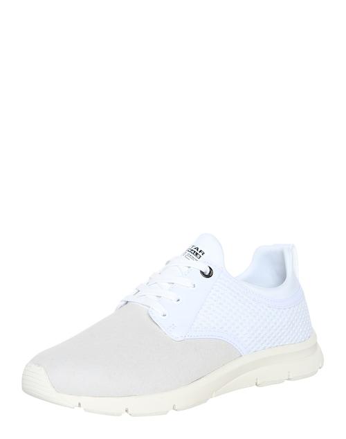 G-Star Raw bringt Dir den perfekten Sneaker für einen coolen Freizeit-Look. Durch den Materialmix wirkt ´Aver´ besonders sportlich und lässig. Dank des geringen Eigengewichts und der gepolsterten Sohle trägt er sich sehr angenehm.