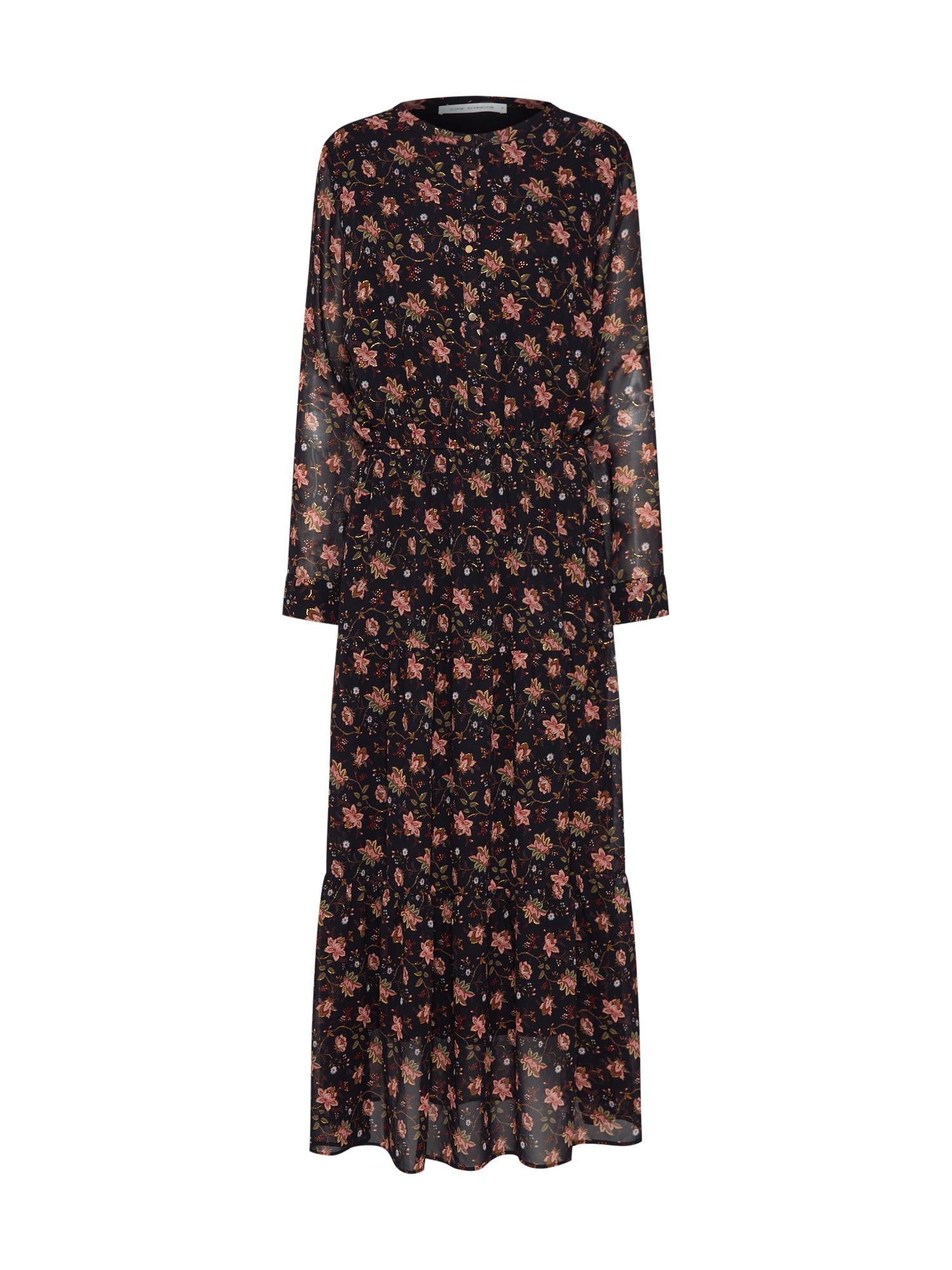 Sofie Schnoor Společenské šaty 'Abbi'  mix barev / červená / černá