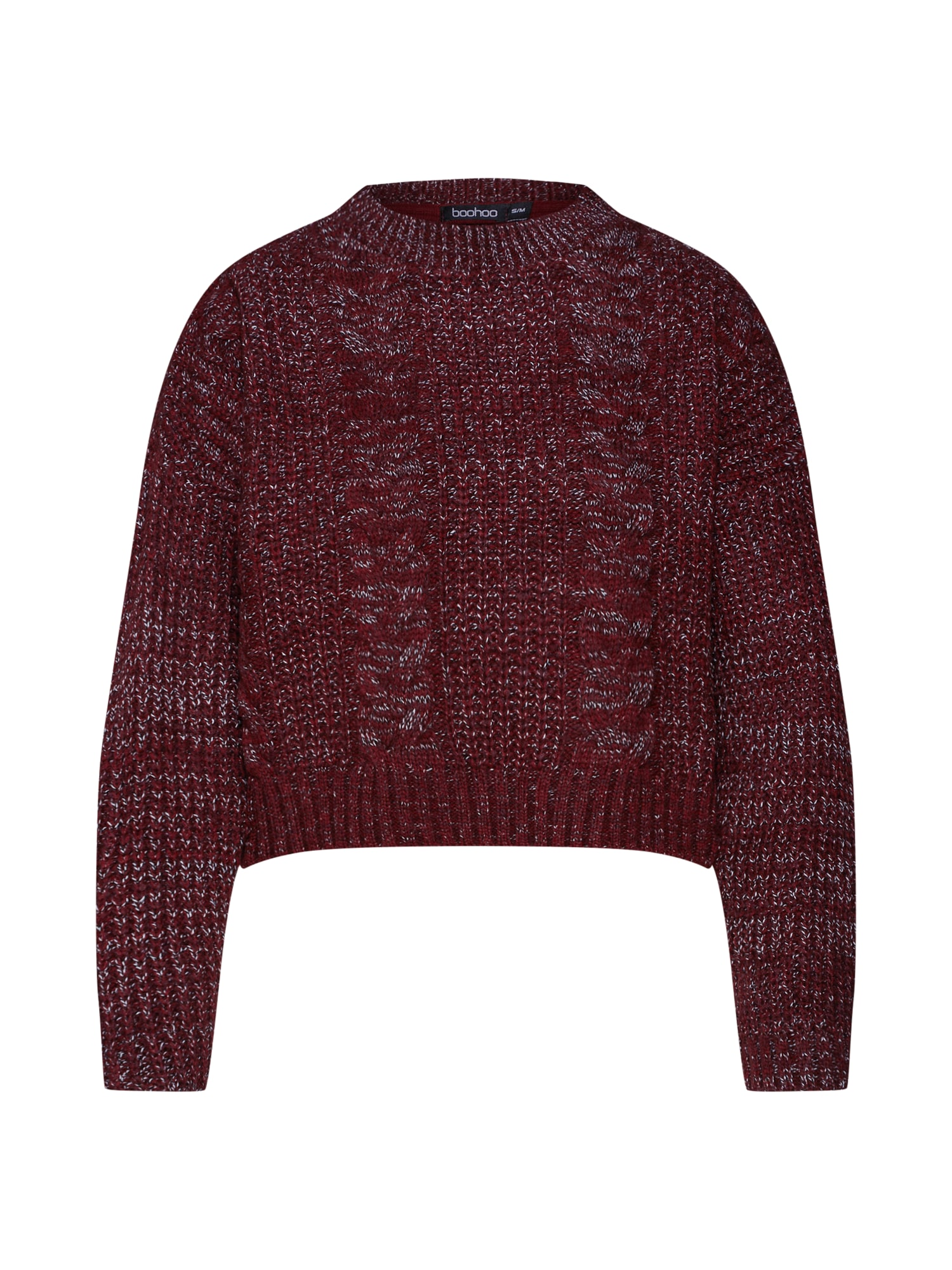 boohoo - Pullover ´Cable Knit Jumper´