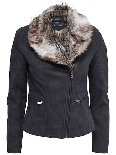 Jacke Lederlook