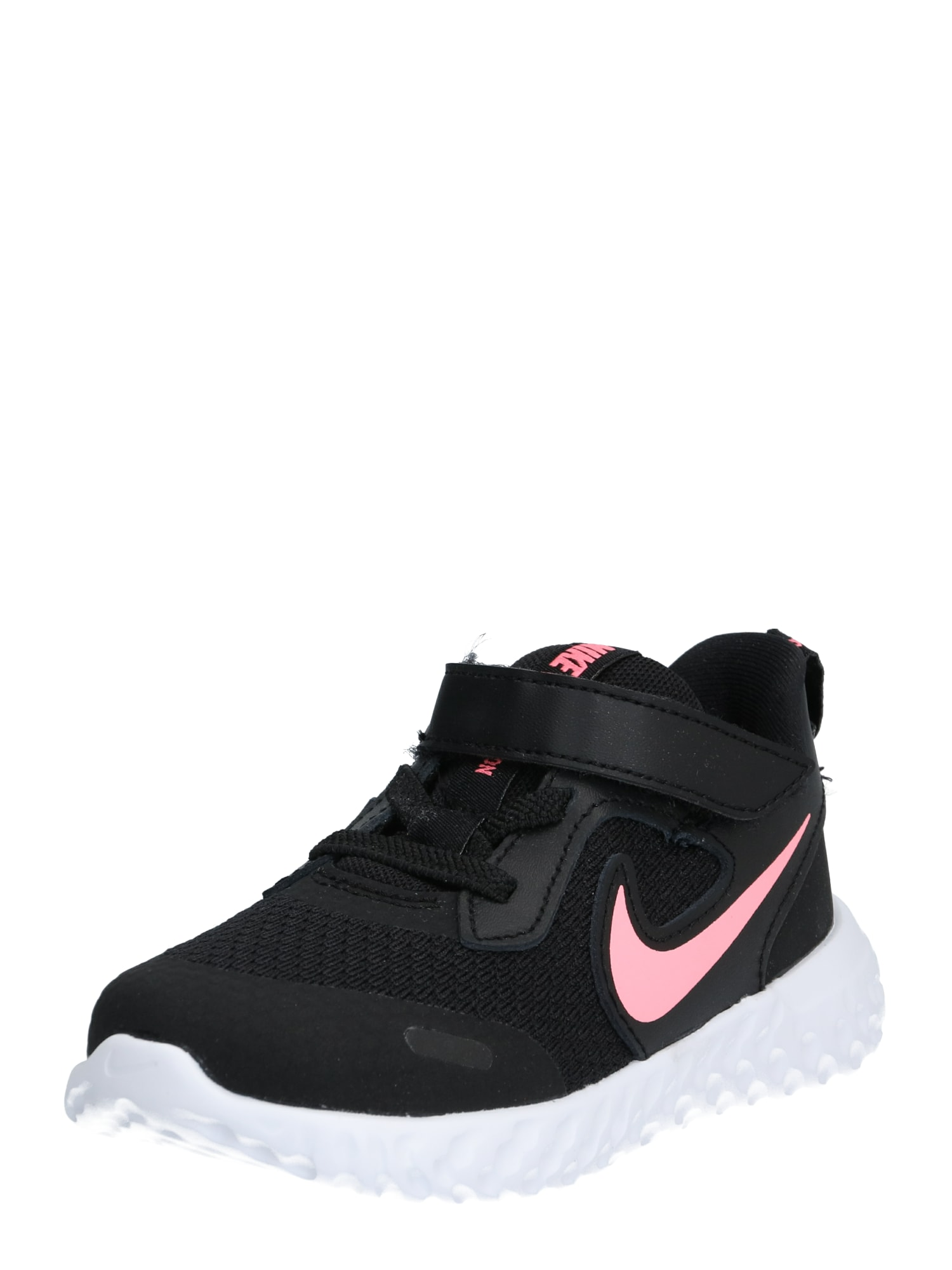 NIKE Sportovní boty 'Revolution 5'  černá / růže