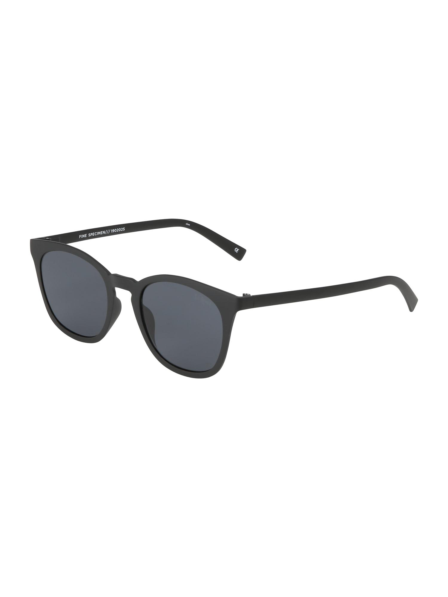 Sluneční brýle Fine Specimen černá LE SPECS