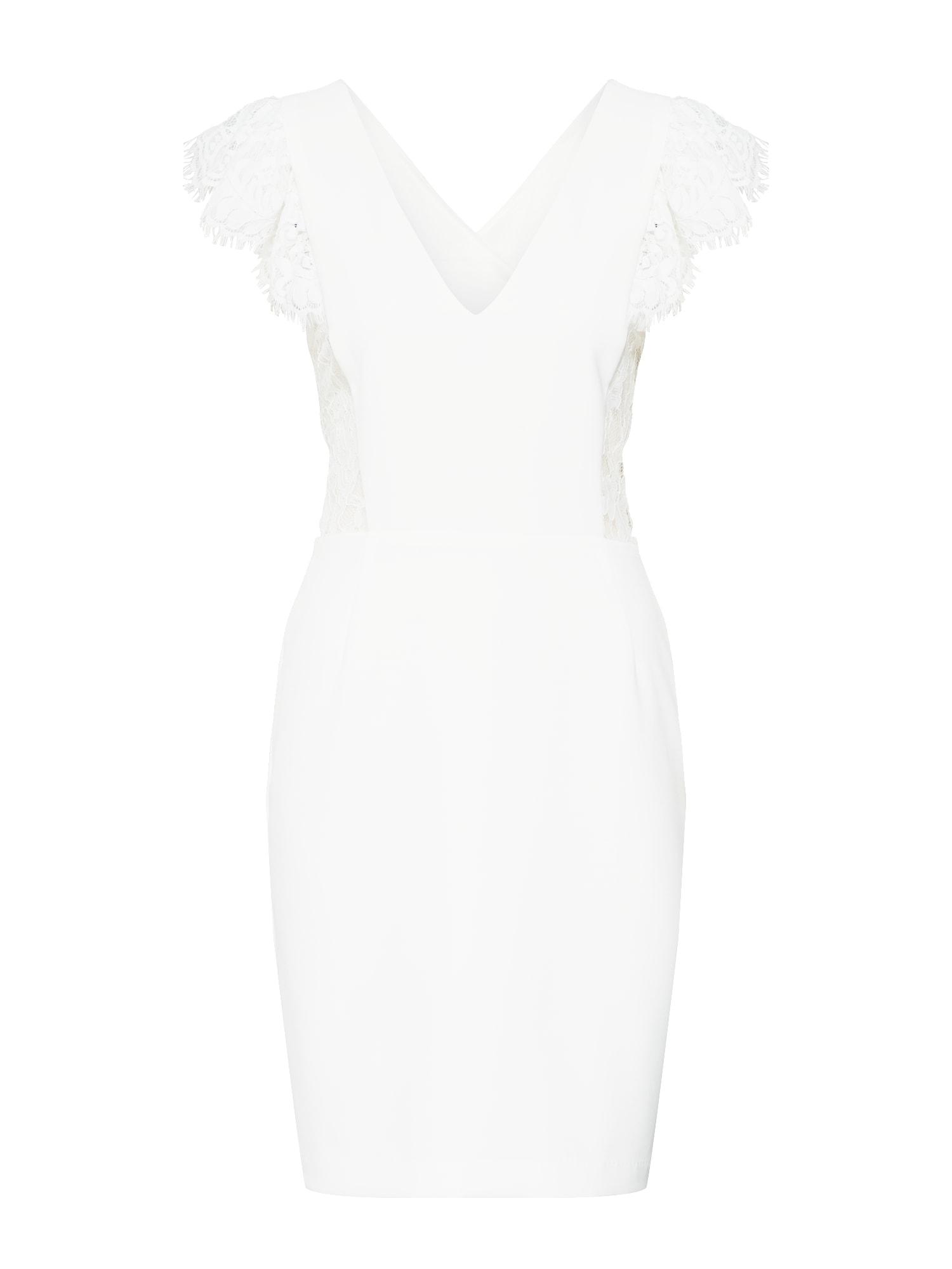 Y.A.S Sukienka koktajlowa 'BEATRICE'  biały