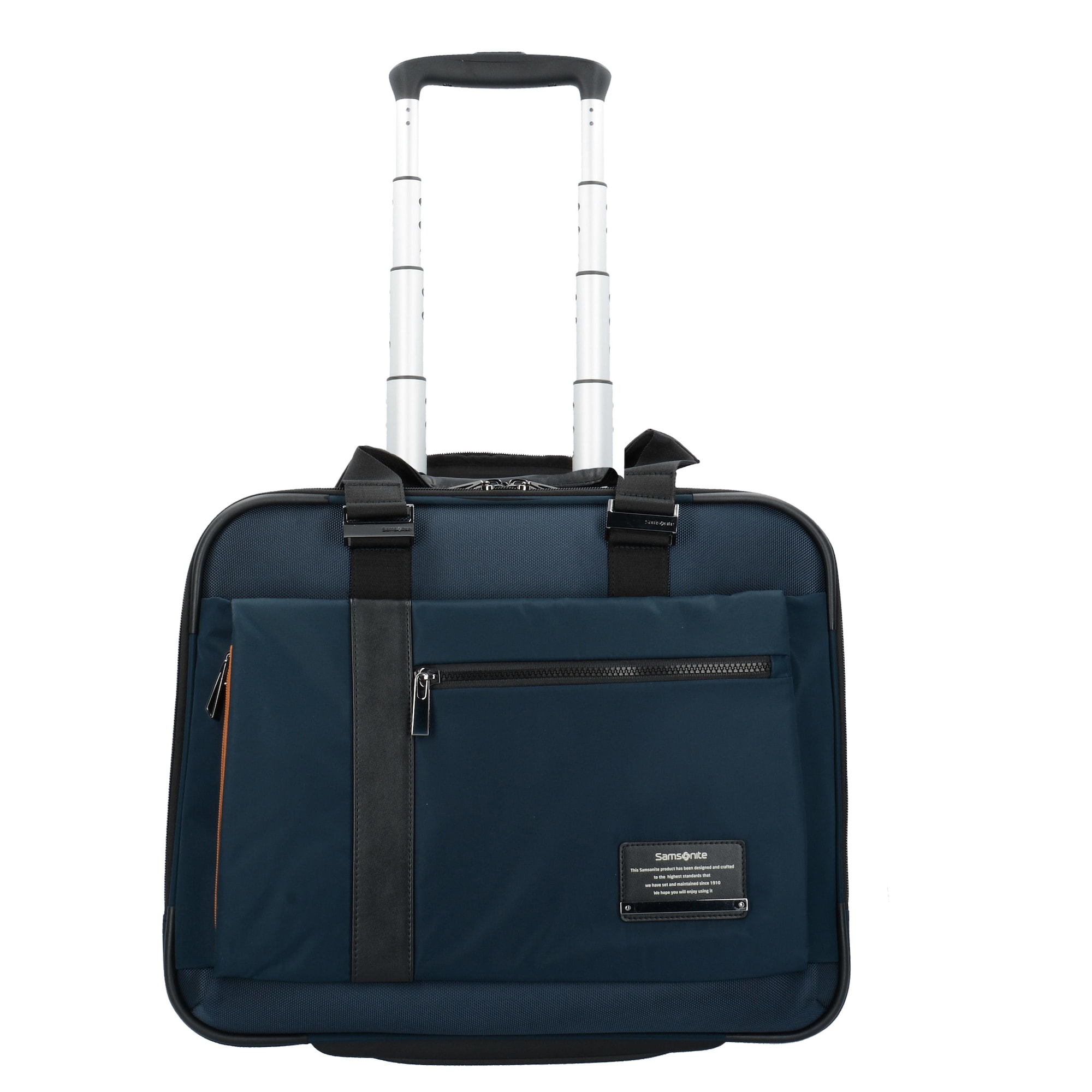 Businesstrolley 'Openroad 2-Rollen' | Taschen > Businesstaschen > Business Trolleys | Blau | Samsonite