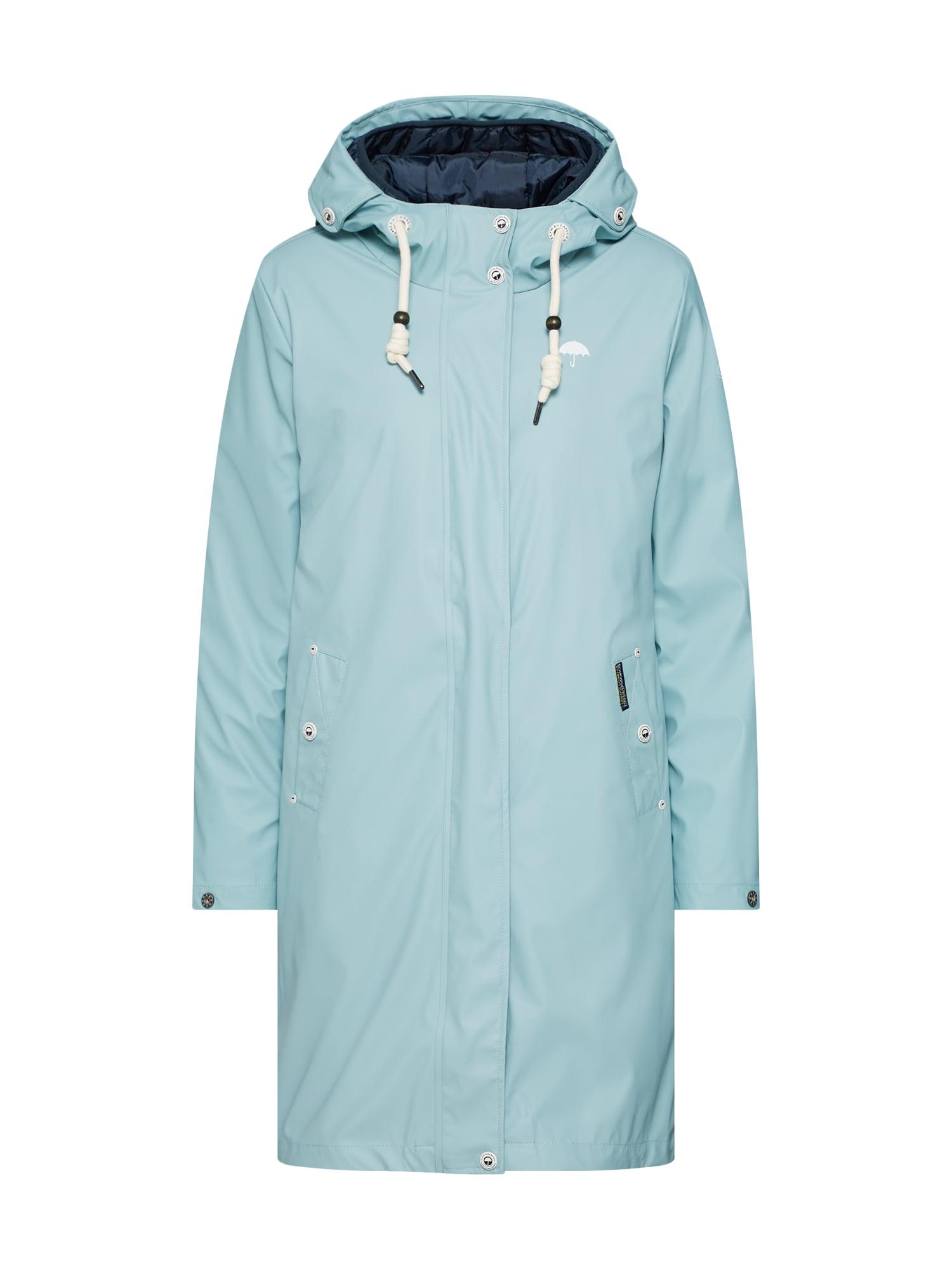 Přechodný kabát opálová Schmuddelwedda