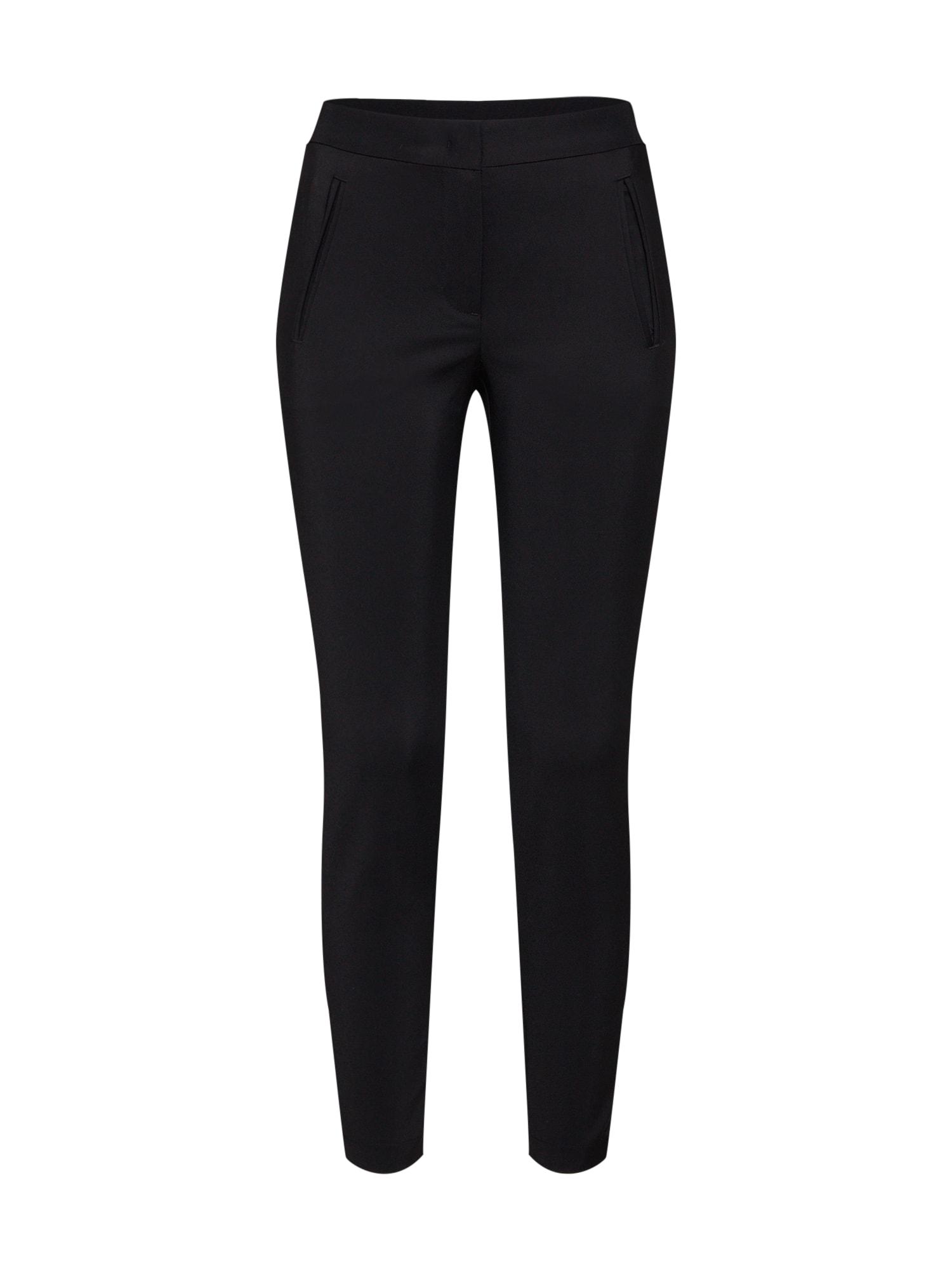 Kalhoty Sporty Pant černá RUE De FEMME