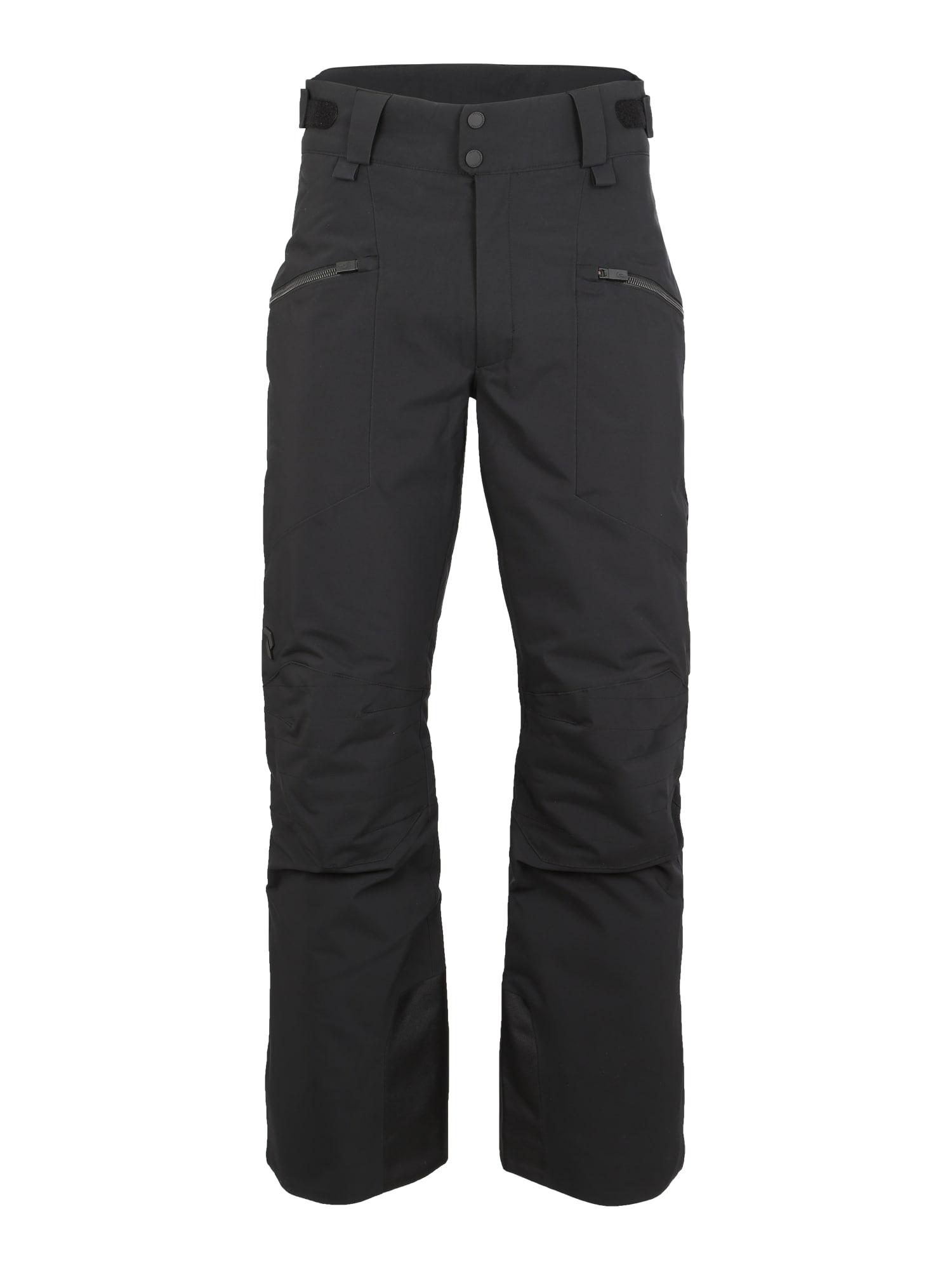 Outdoorové kalhoty SCOOT P černá PEAK PERFORMANCE