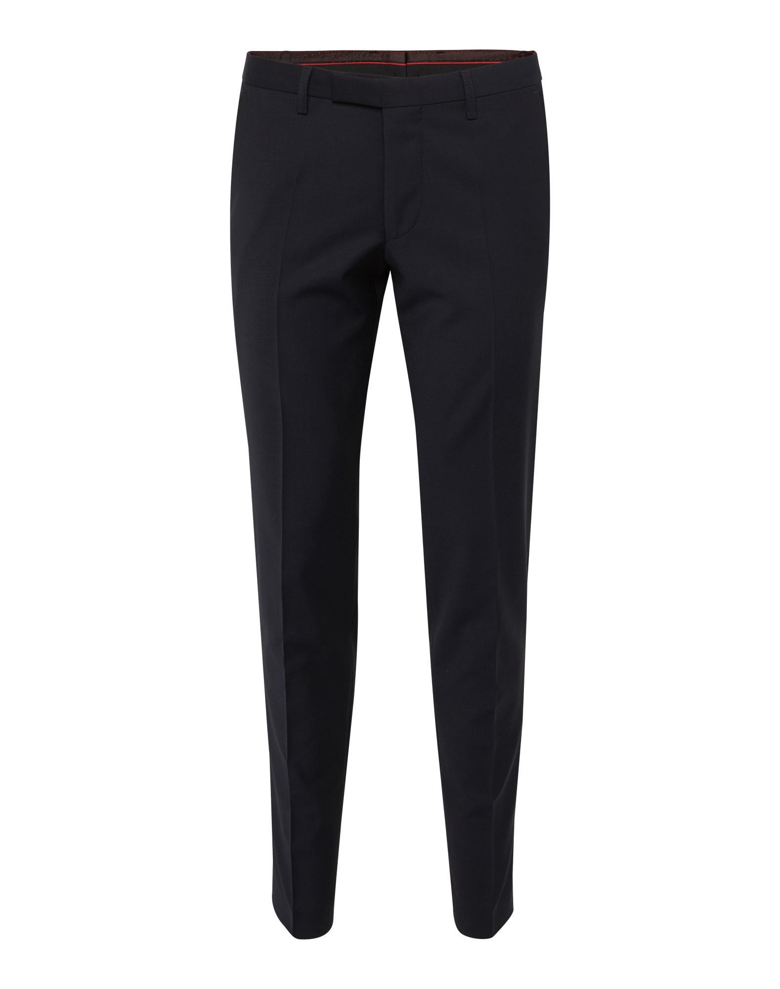 Kalhoty s puky Cipanetti tmavě modrá CINQUE