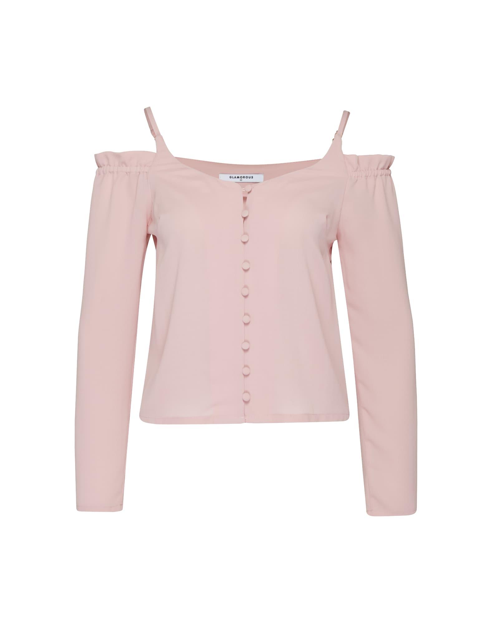 Tunika pink GLAMOROUS