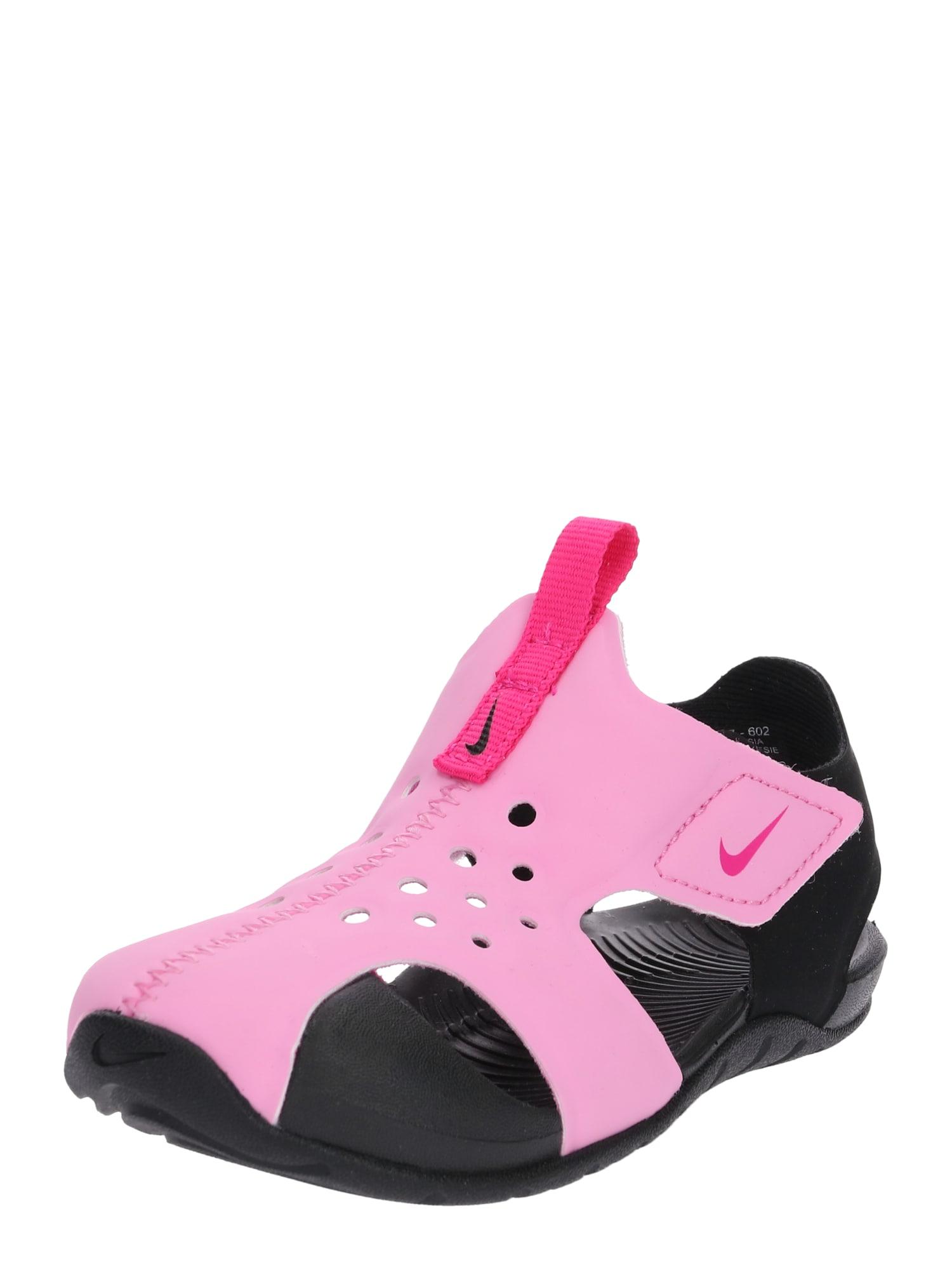 NIKE, Jongens Sportschoen 'Sunray Protect 2 TD', pink