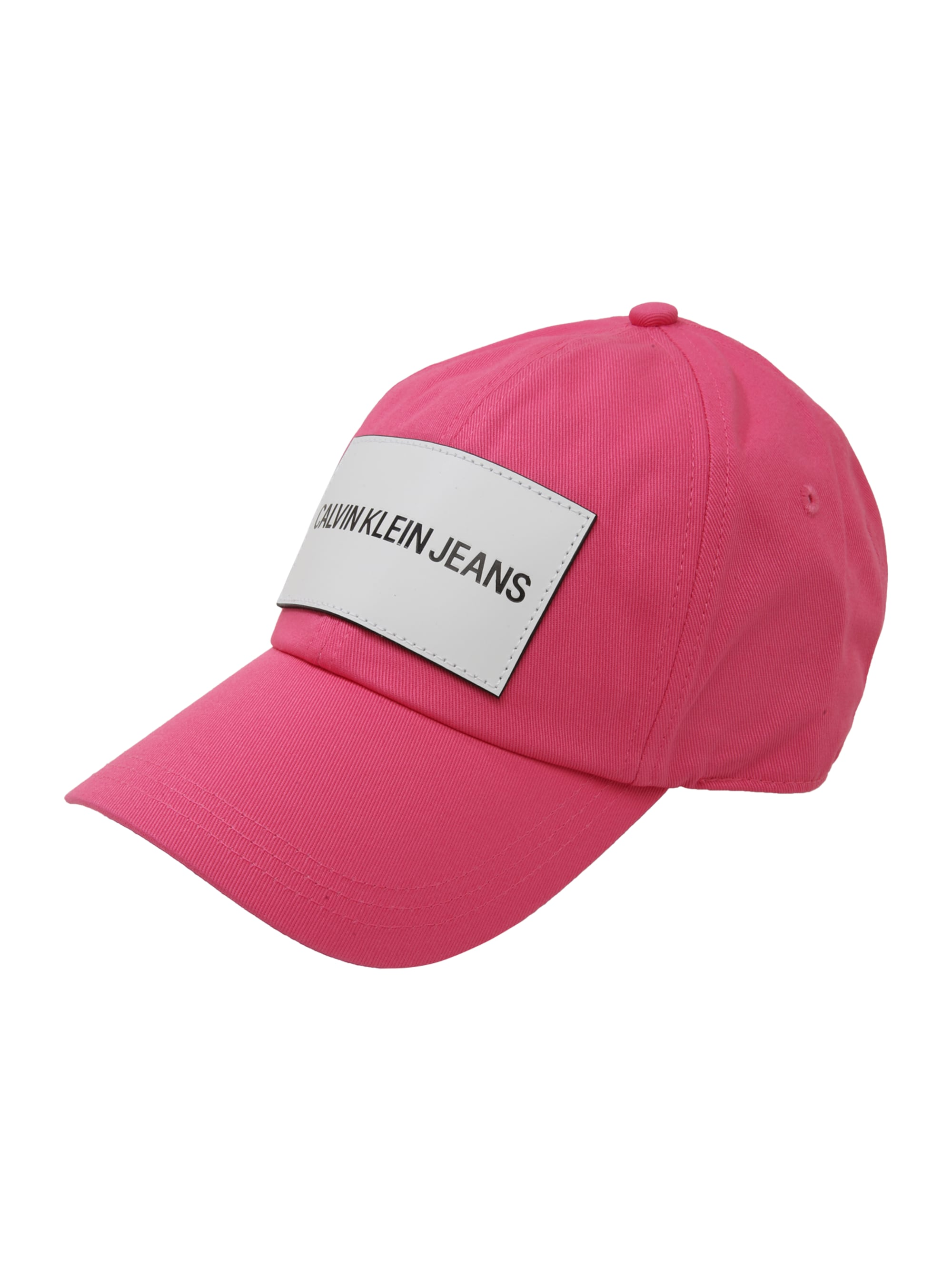 calvin klein jeans - Cap mit Logo-Patch