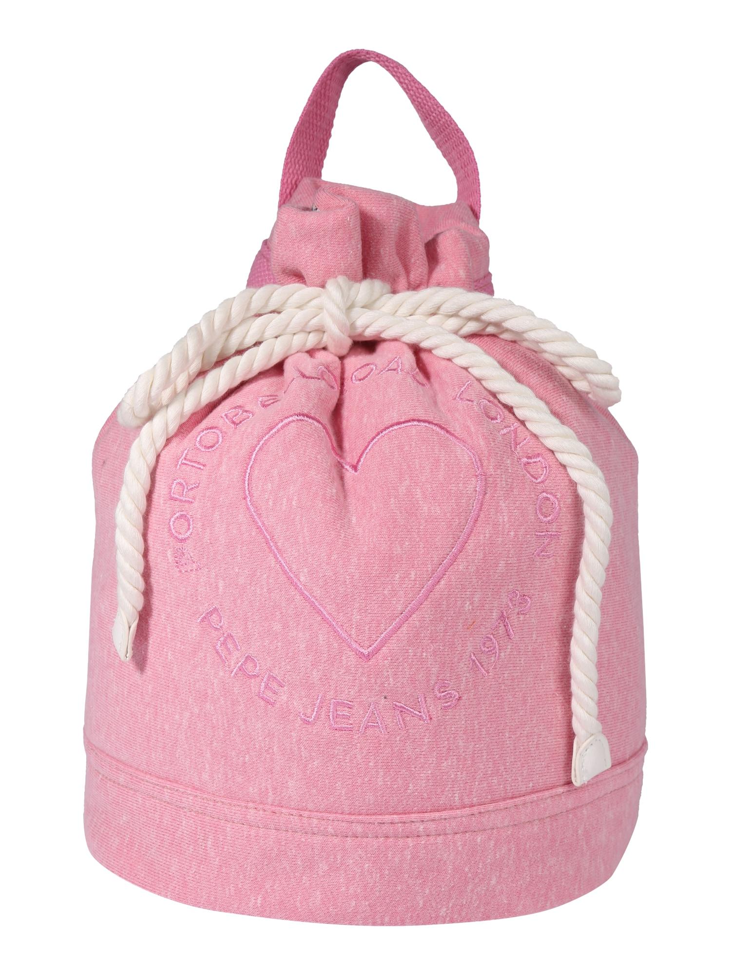 Pepe Jeans Meisjes Rugzak SWEAT GIRL pink