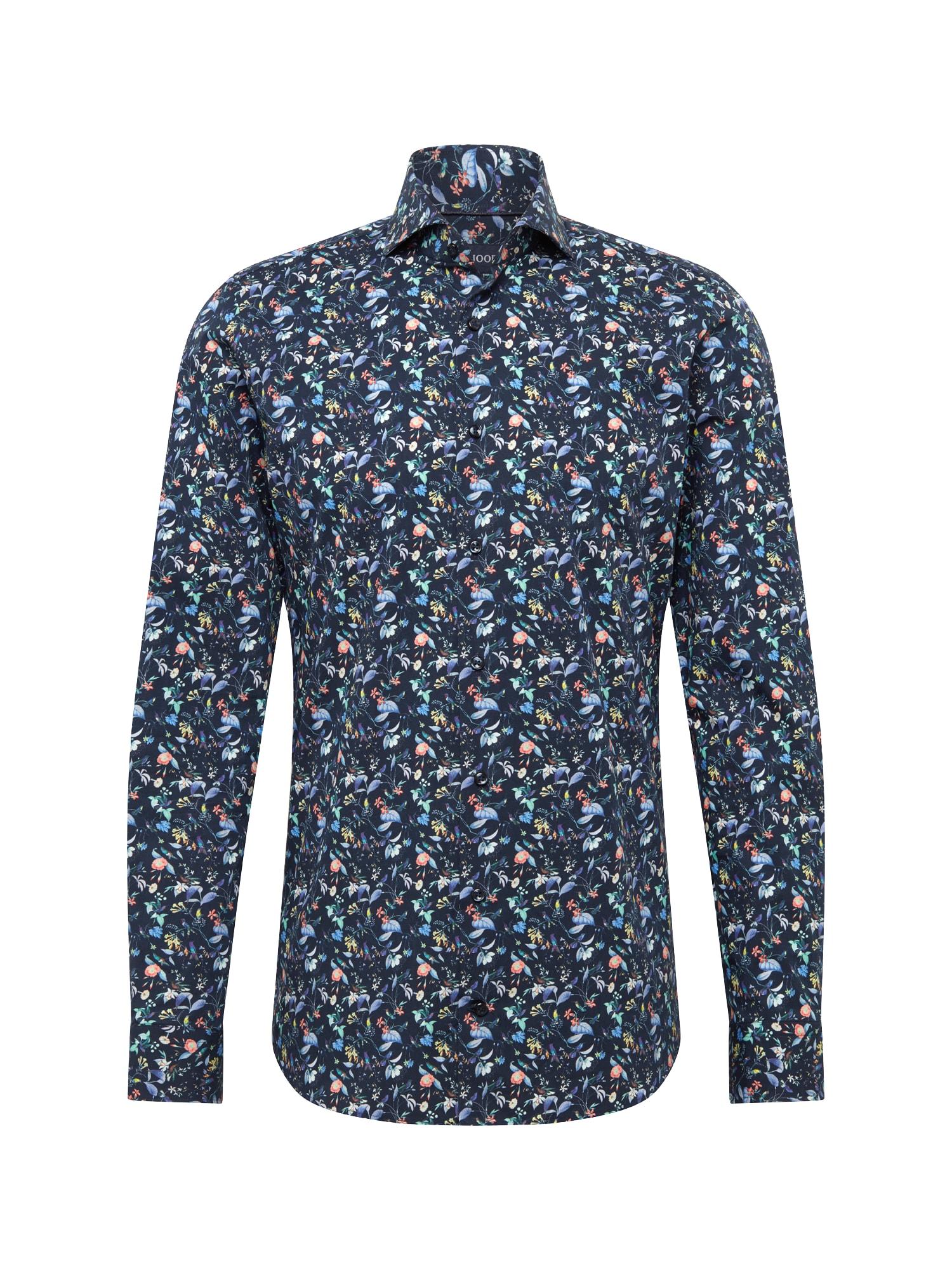 Košile 17 JSH-52Pajos 10006858 tmavě modrá JOOP!